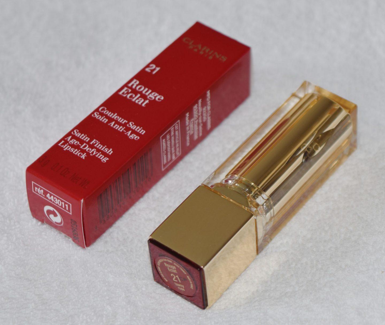 Clarins Rouge Eclat 21