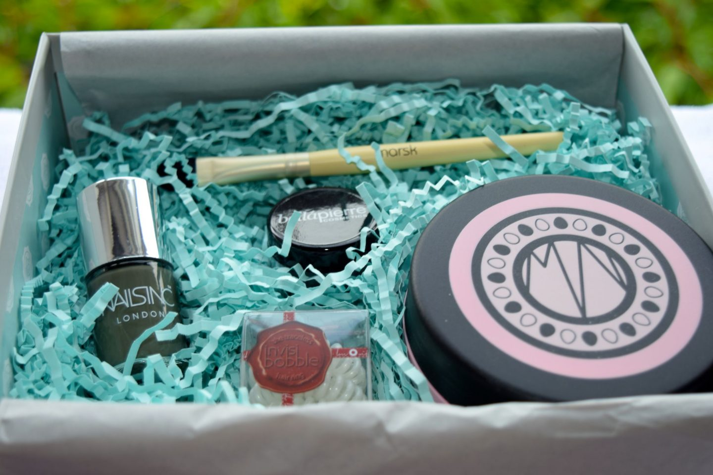 Glossybox September 2015 UK contents
