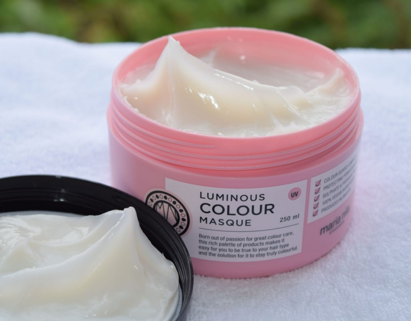Maria Nila Luminous Colour Masque 1
