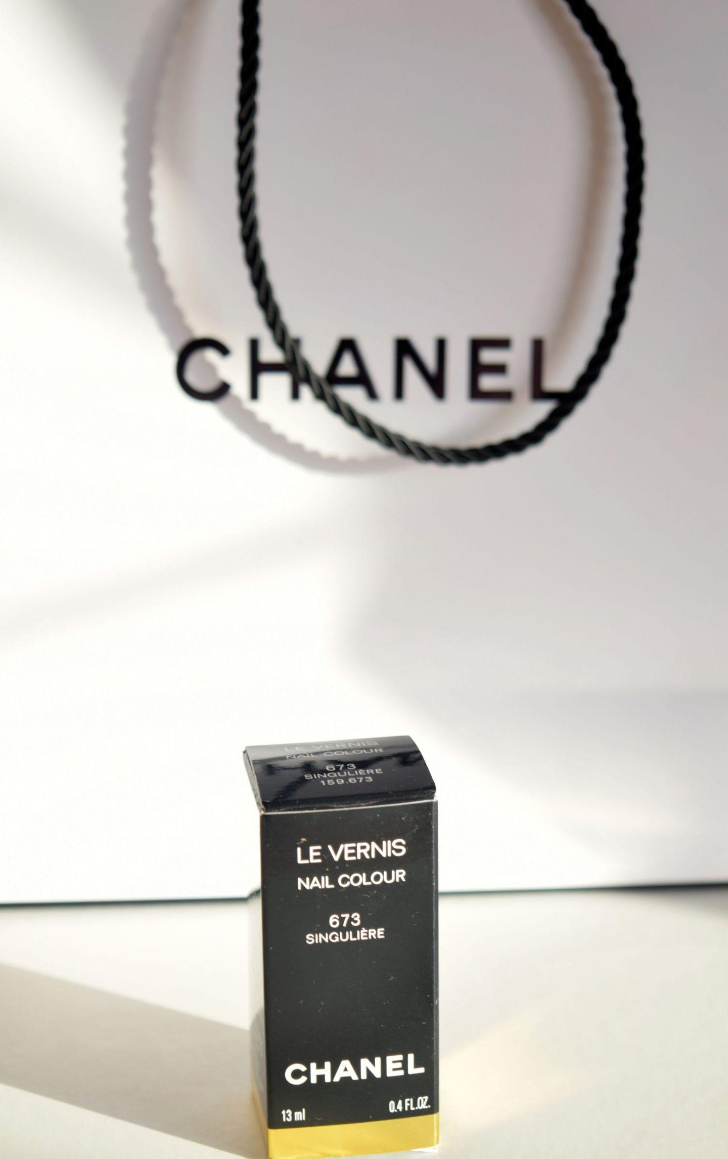 Chanel Le Vernis Singuliere