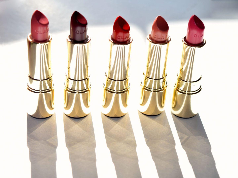 Clarins Jolie Rouge Lipsticks 1
