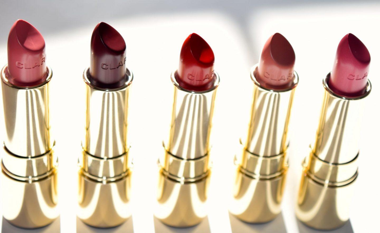 Clarins Jolie Rouge Lipsticks 2