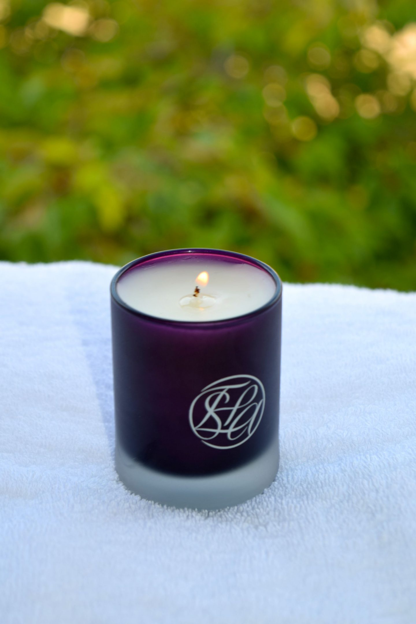ESPA Moments of Peace candle