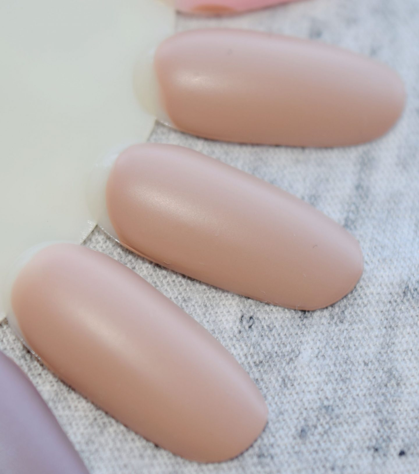 Essie All Eyes on Nude Swatch