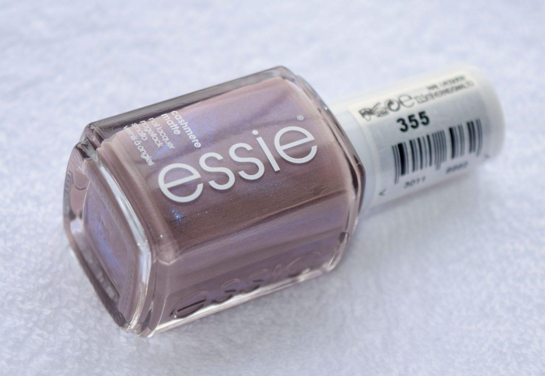 Essie Comfy in Cashmere