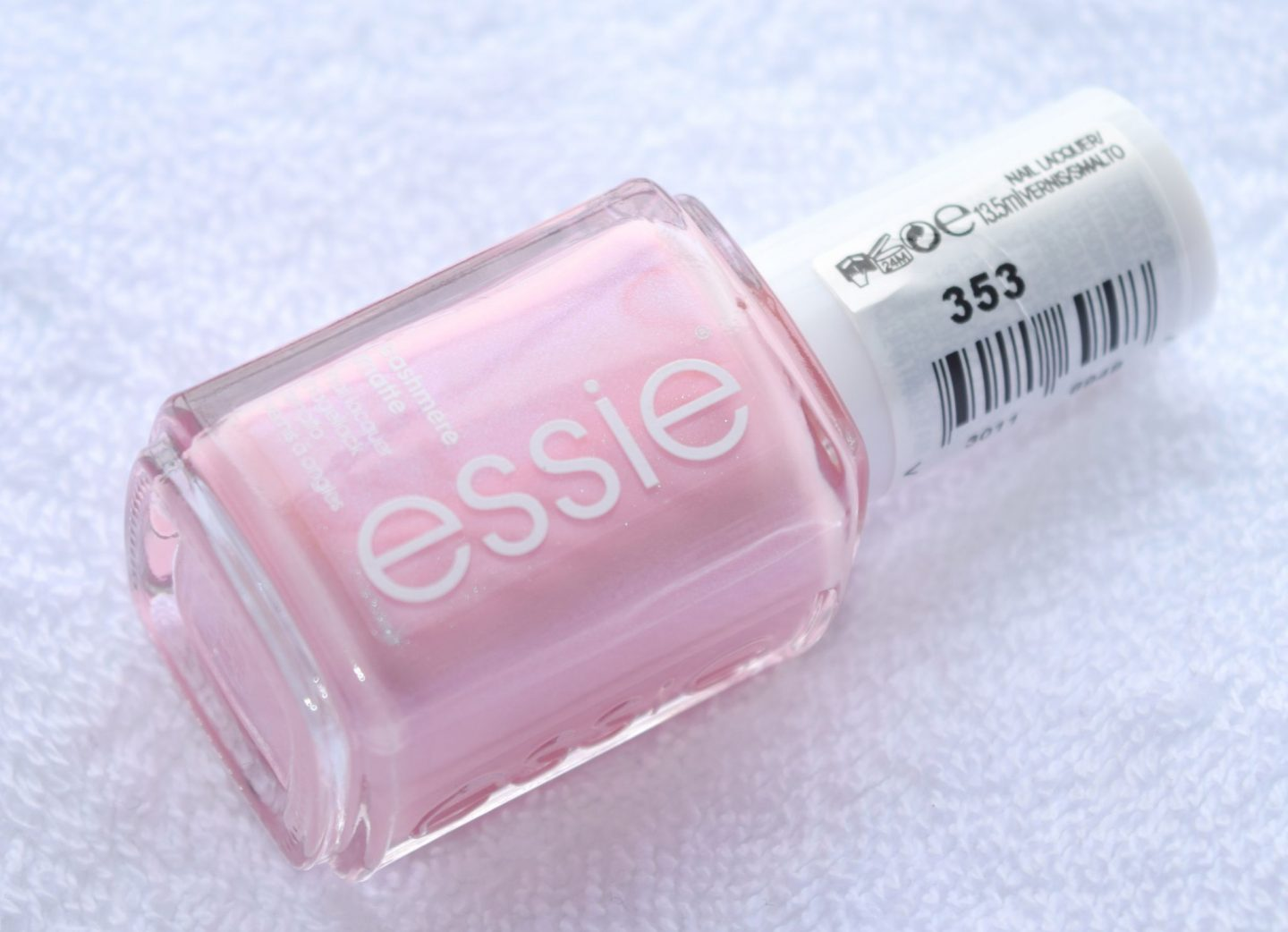 Essie Just Stitched