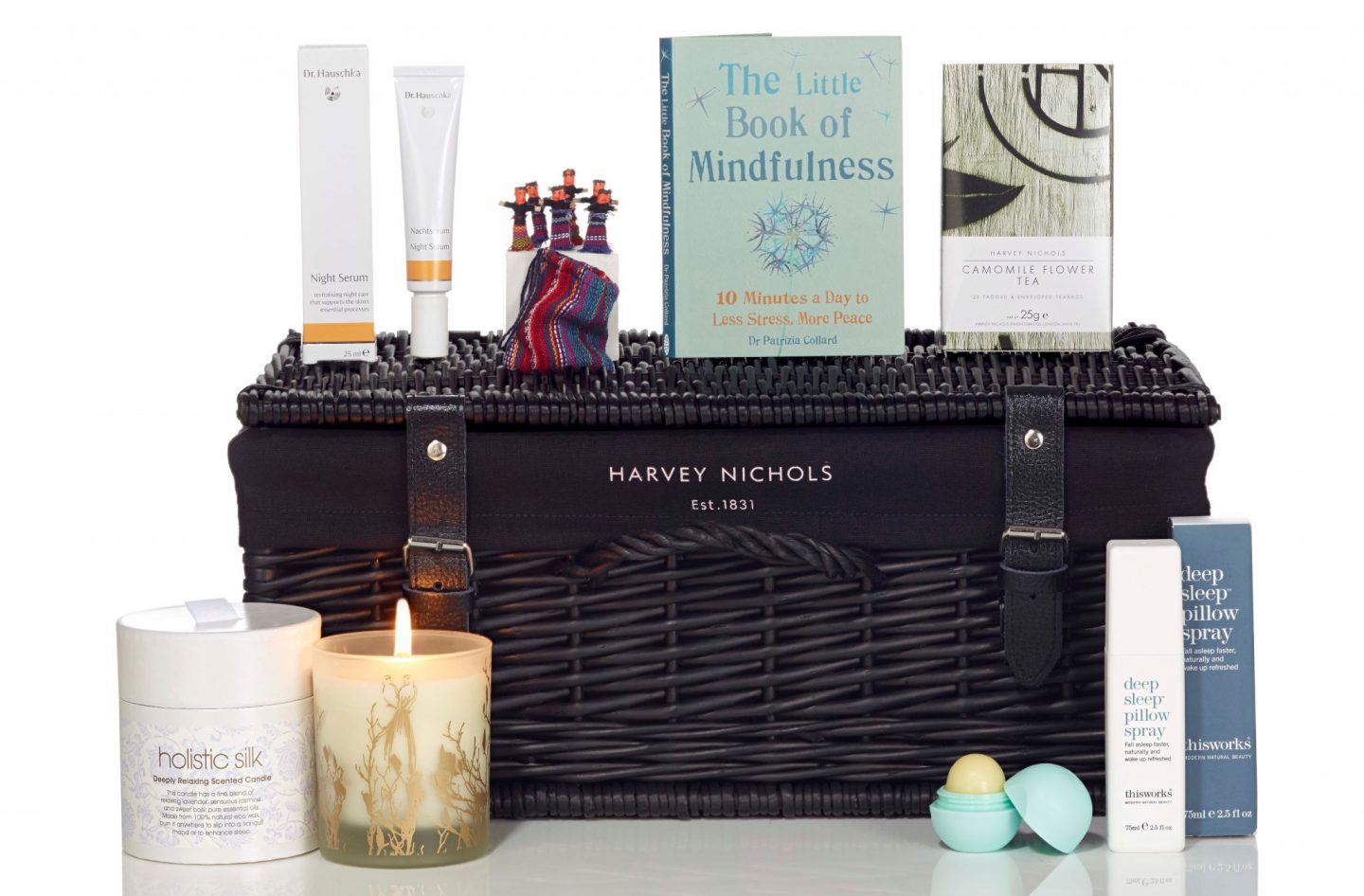 Harvey Nichols Beauty Sleep Hamper £140 cropped