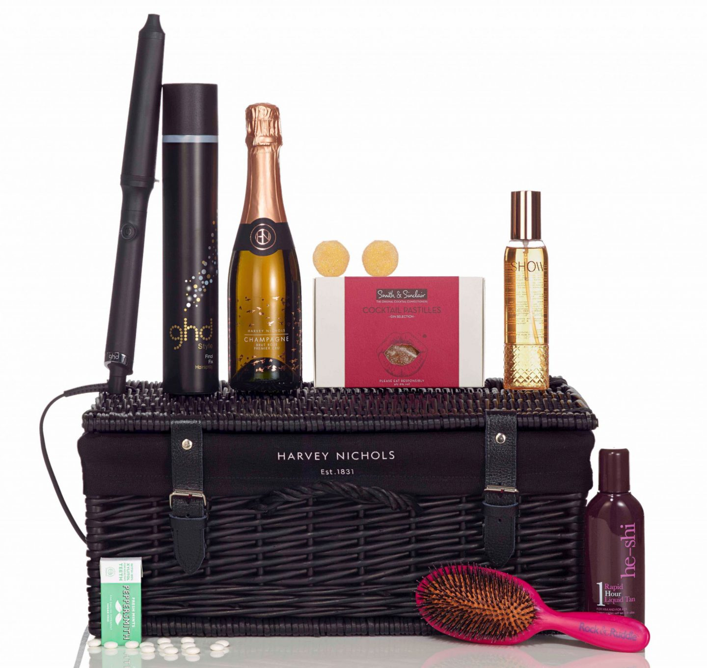 Harvey Nichols Pre-Party Ritual Hamper £300 cropped