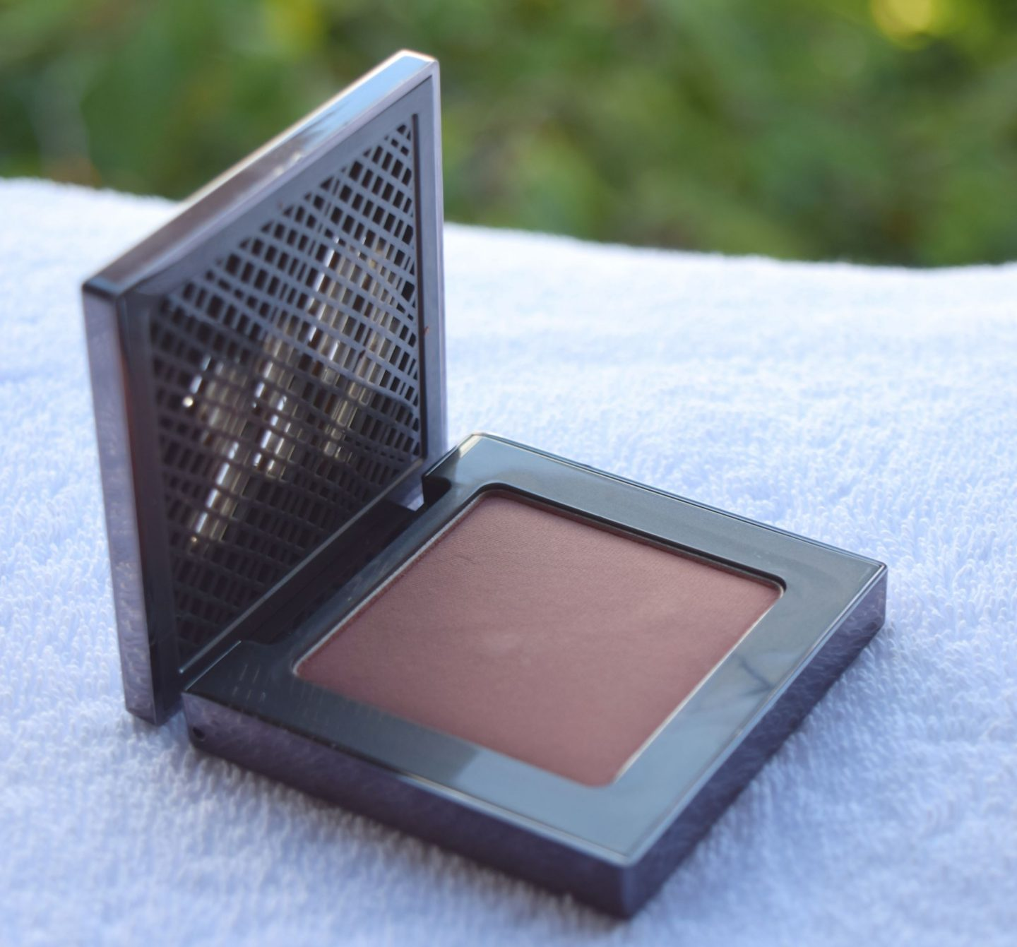 Urban Decay 8 hour Afterglow Blush Indecent 2