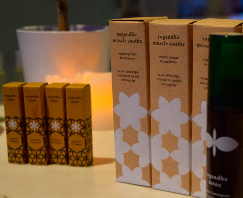 Yogandha Oils