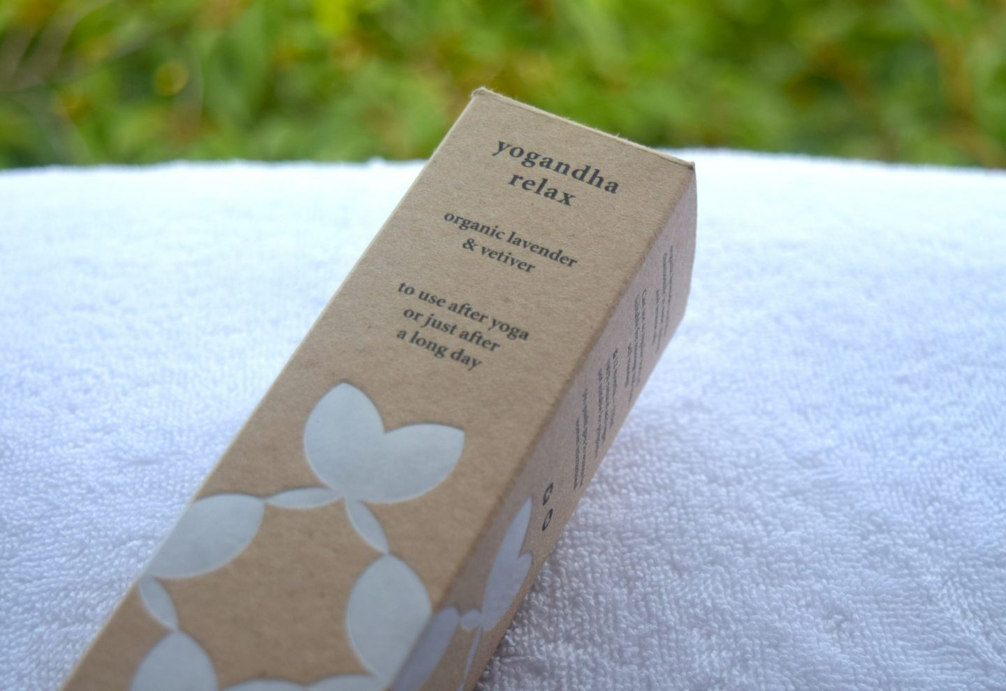 Yogandha Relax Body Oil