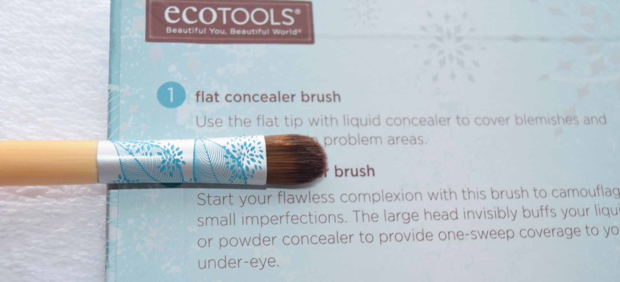 Eco Tools Festive and Flawless brushes 3