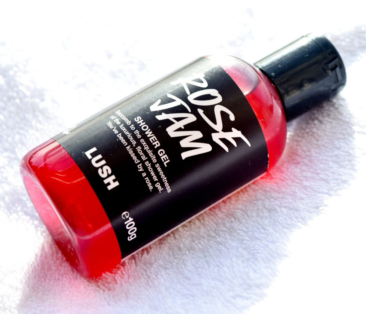 Lush Rose Jame Shower Gel