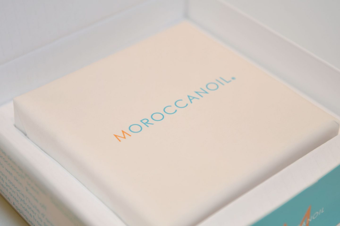 MoroccanOil Cleansing Bar 1