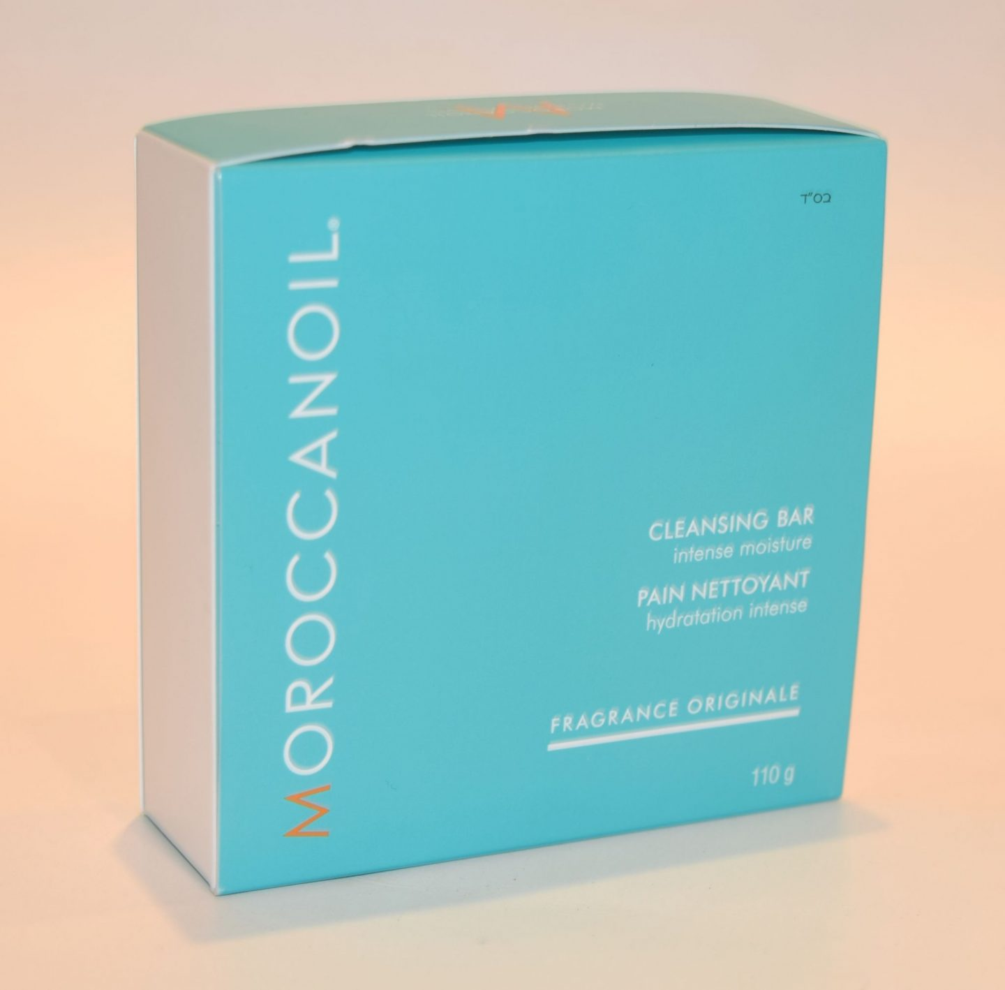 MoroccanOil Cleansing Bar