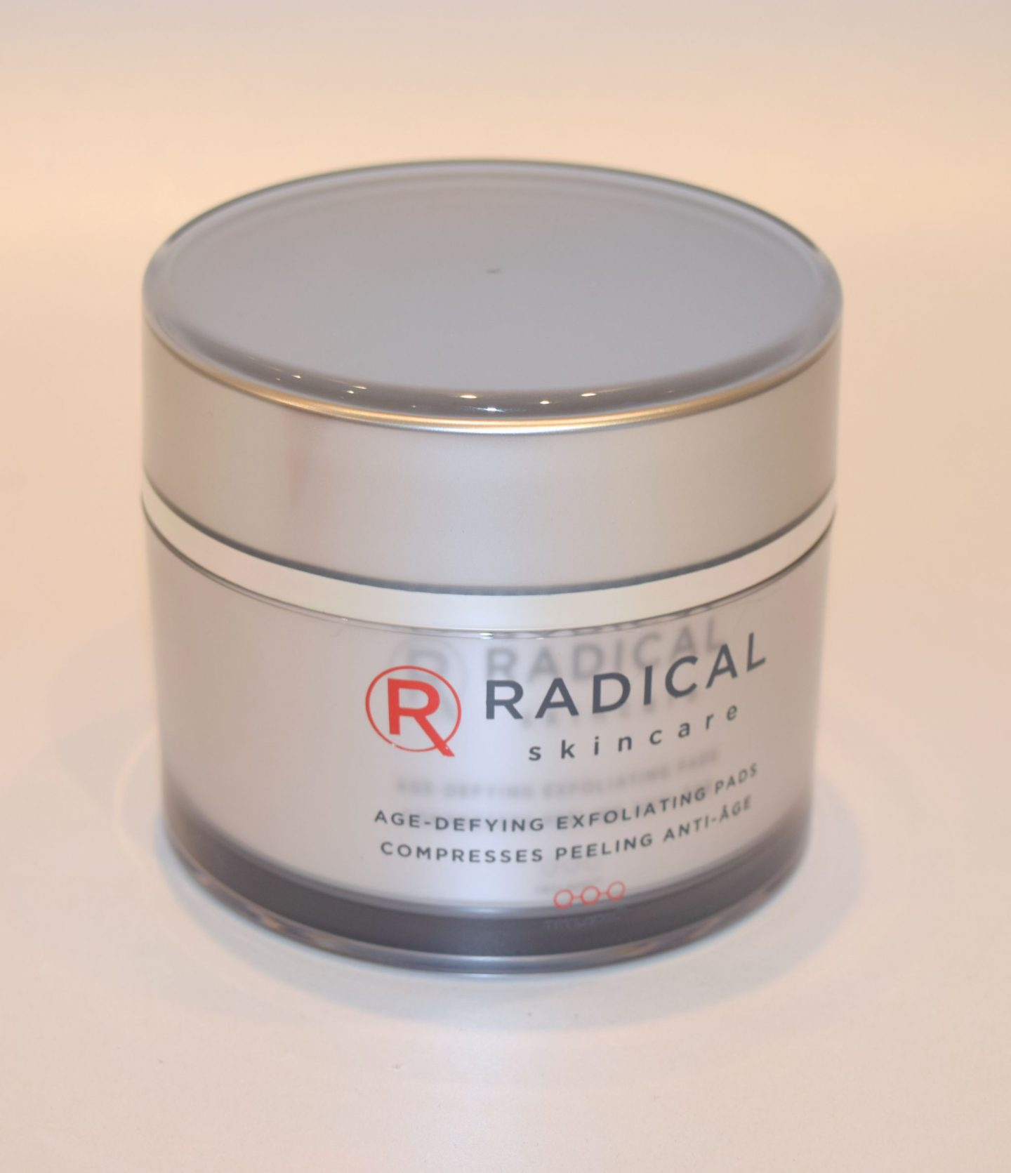 Radical Skin Exfoliating Pads 2