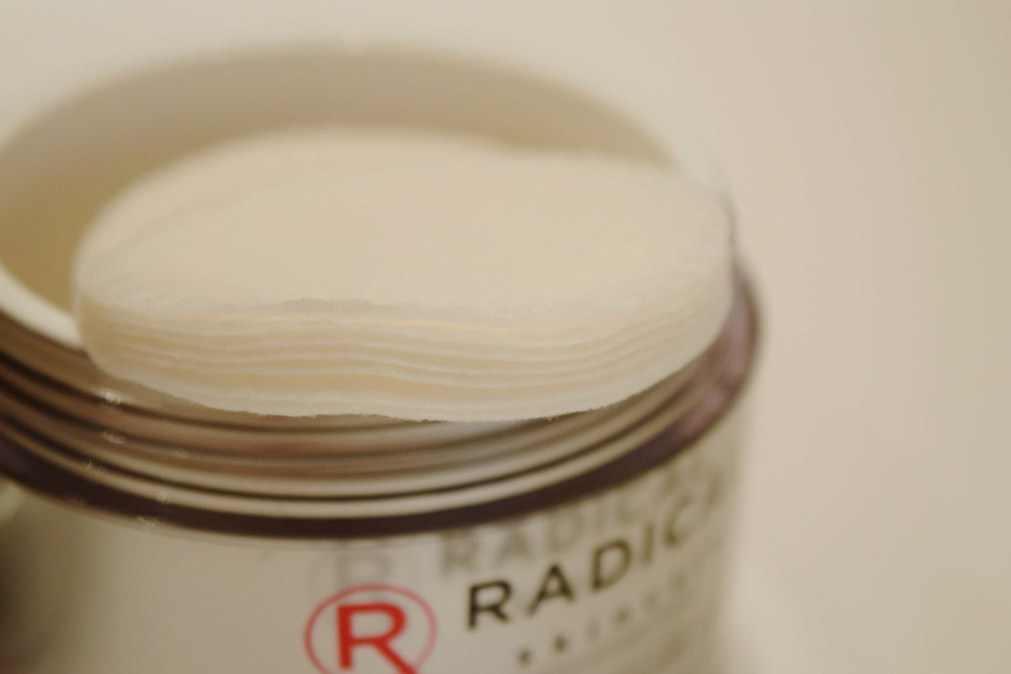 Radical Skin Exfoliating Pads 3