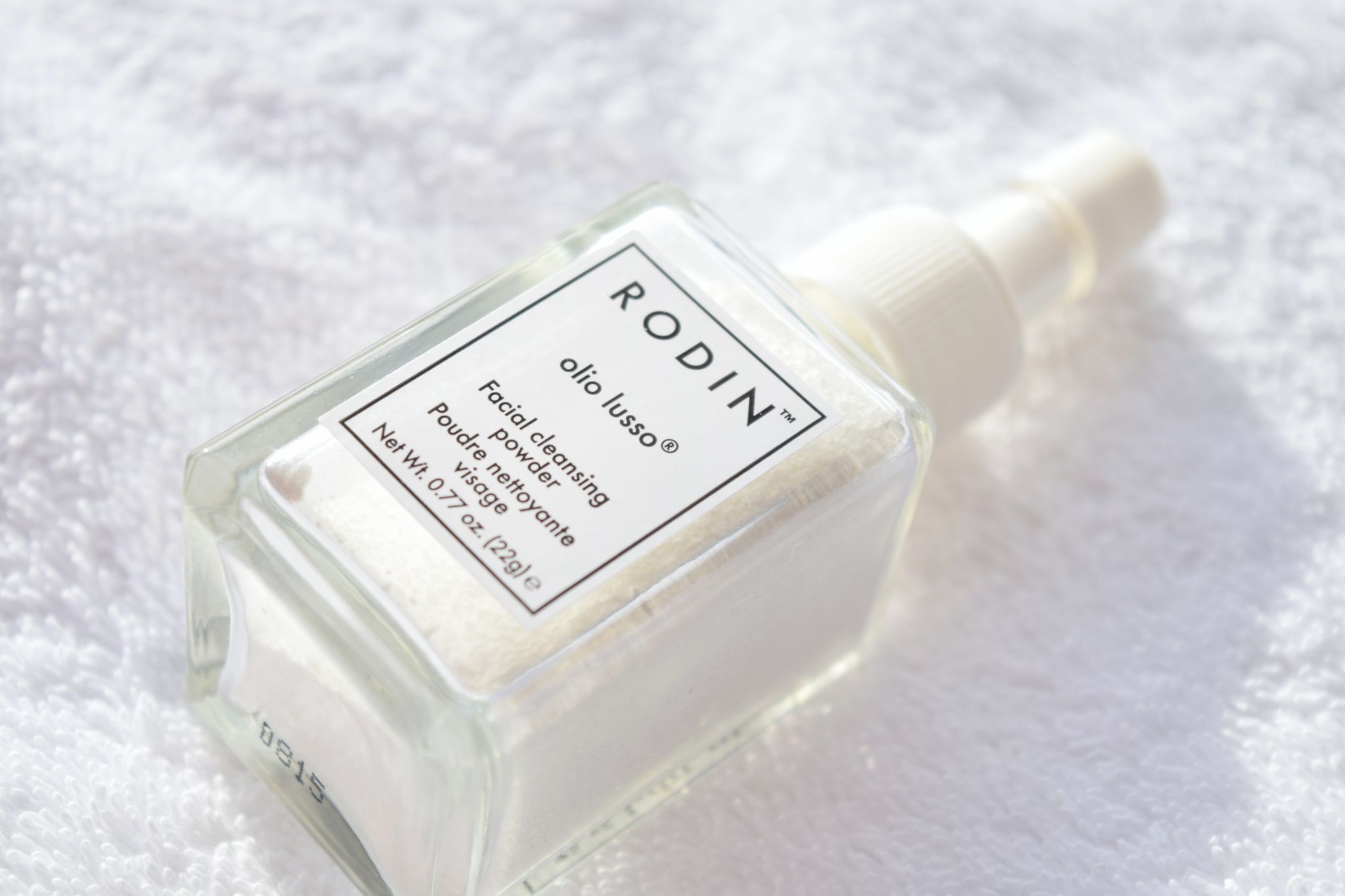 Rodin Facial Cleansing Powder