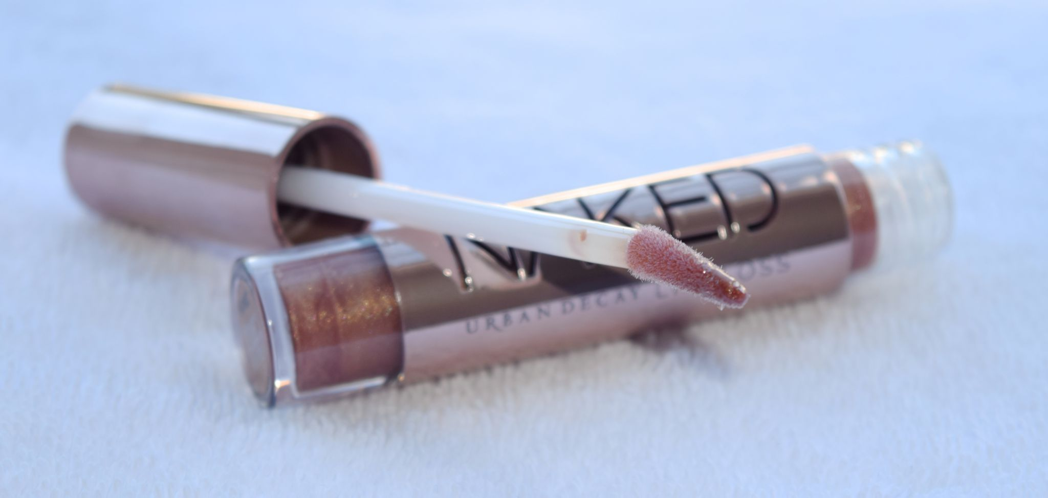 Urban Decay Naked Lipgloss - Freestyle 2