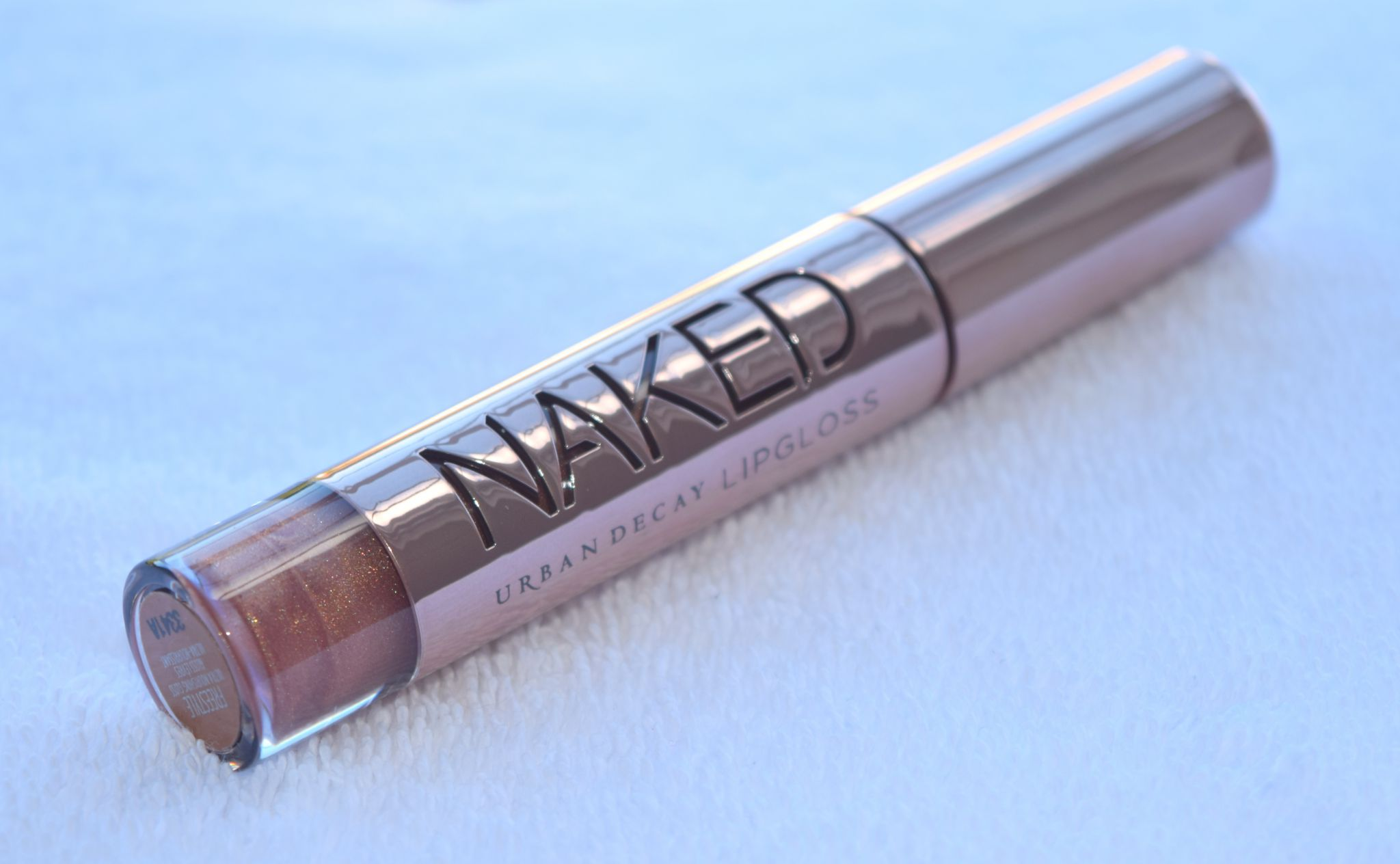 Urban Decay Naked Lipgloss - Freestyle