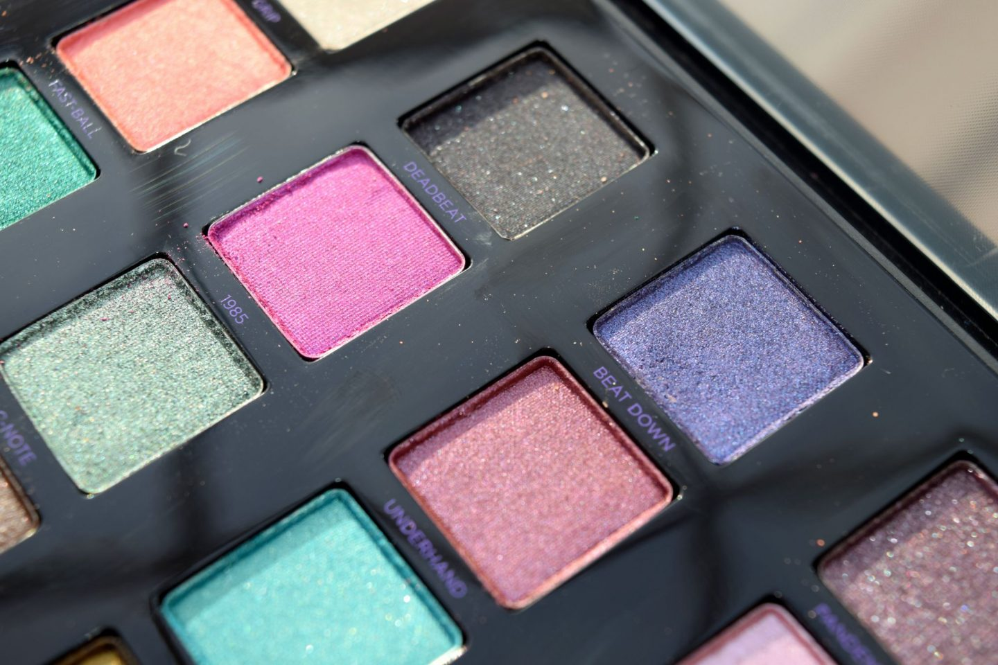 Urban Decay Vice 4 Palette 10