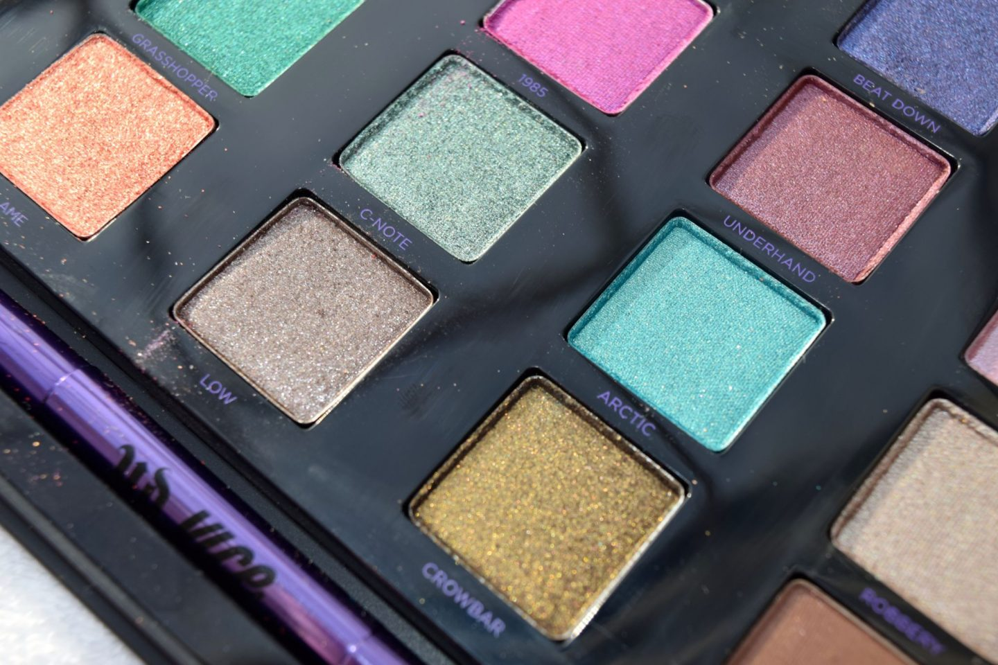 Urban Decay Vice 4 Palette 11