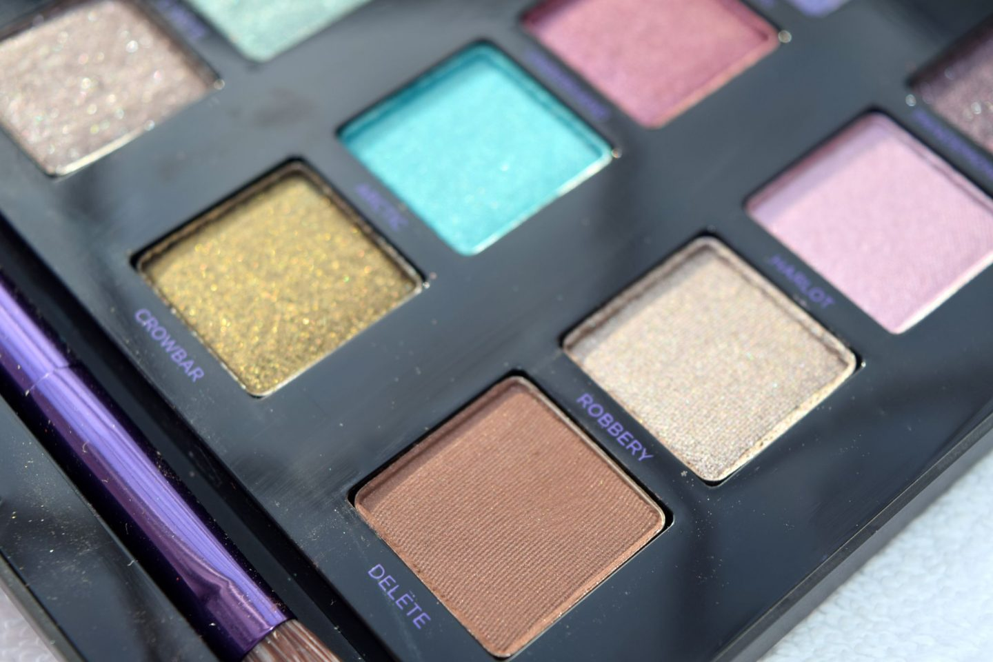 Urban Decay Vice 4 Palette 14
