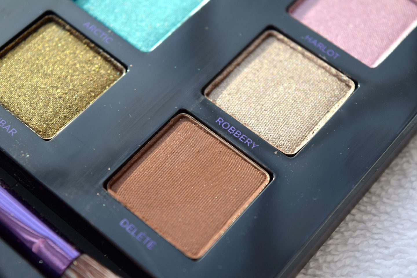 Urban Decay Vice 4 Palette 22