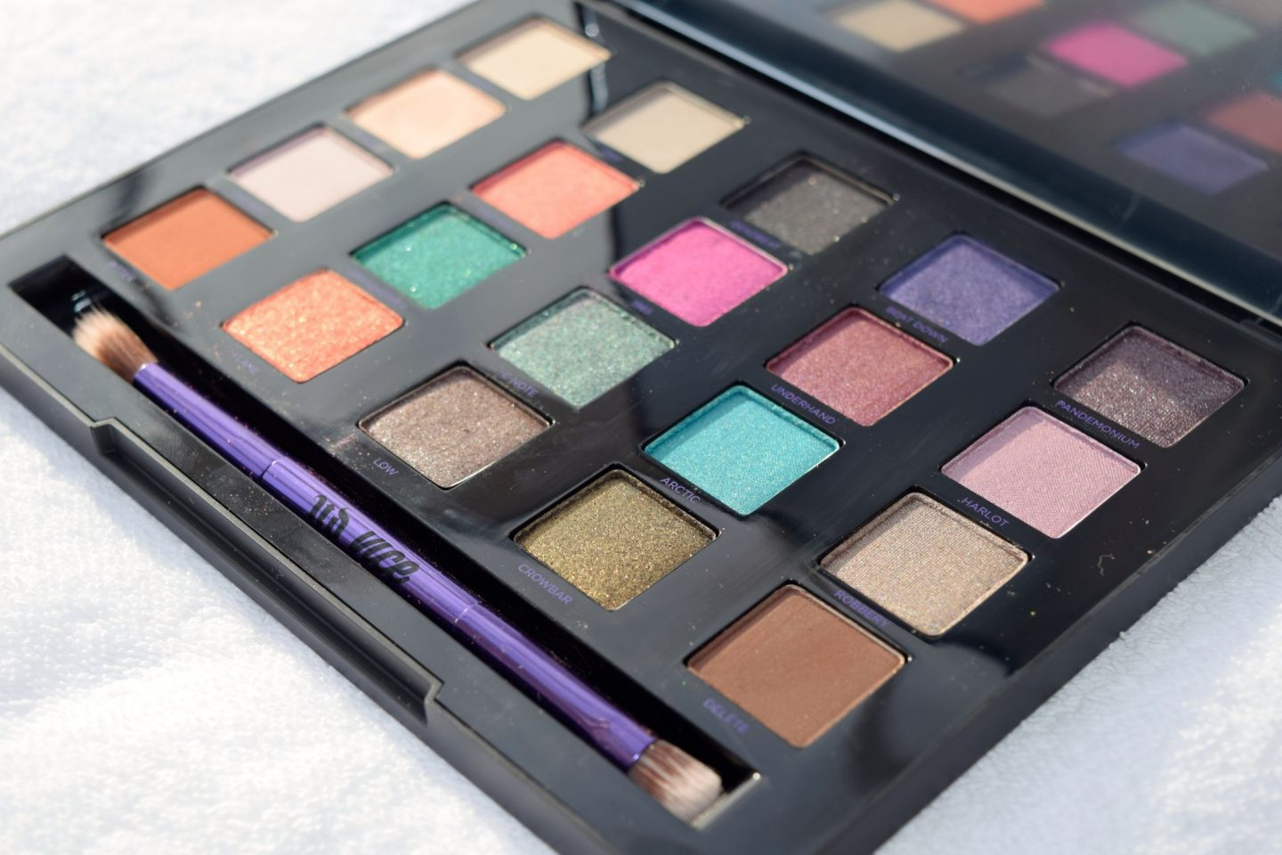 Urban Decay Vice 4 Palette 3