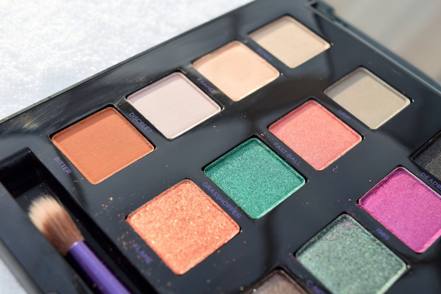 Urban Decay Vice 4 Palette 6