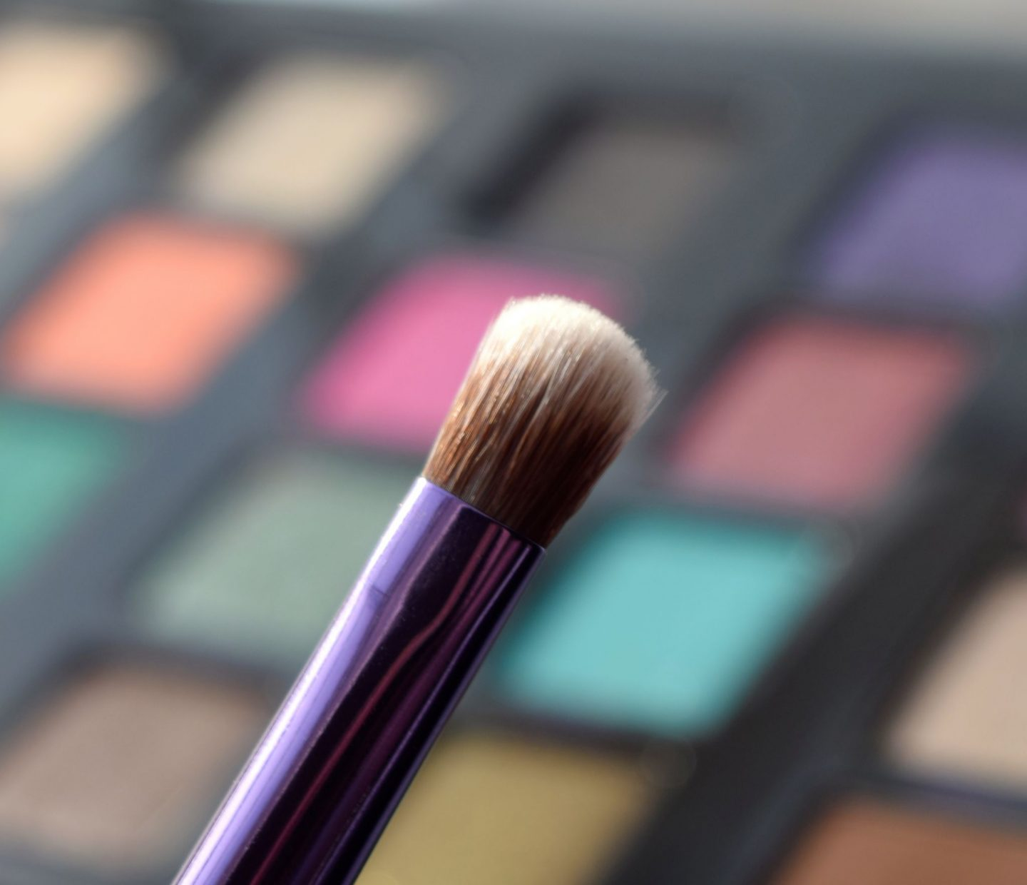 Urban Decay Vice 4 Palette brush 1