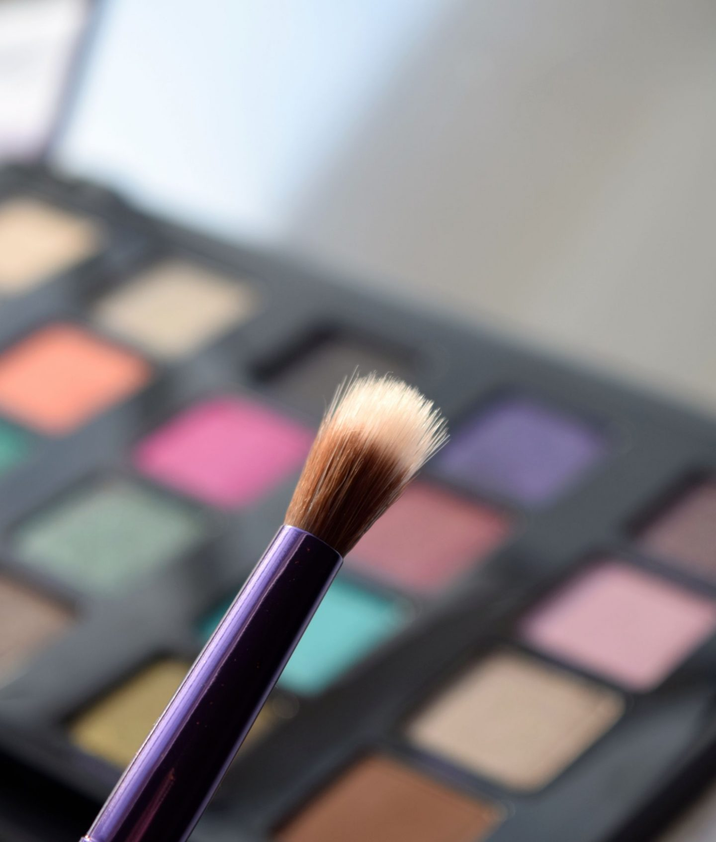 Urban Decay Vice 4 Palette brush