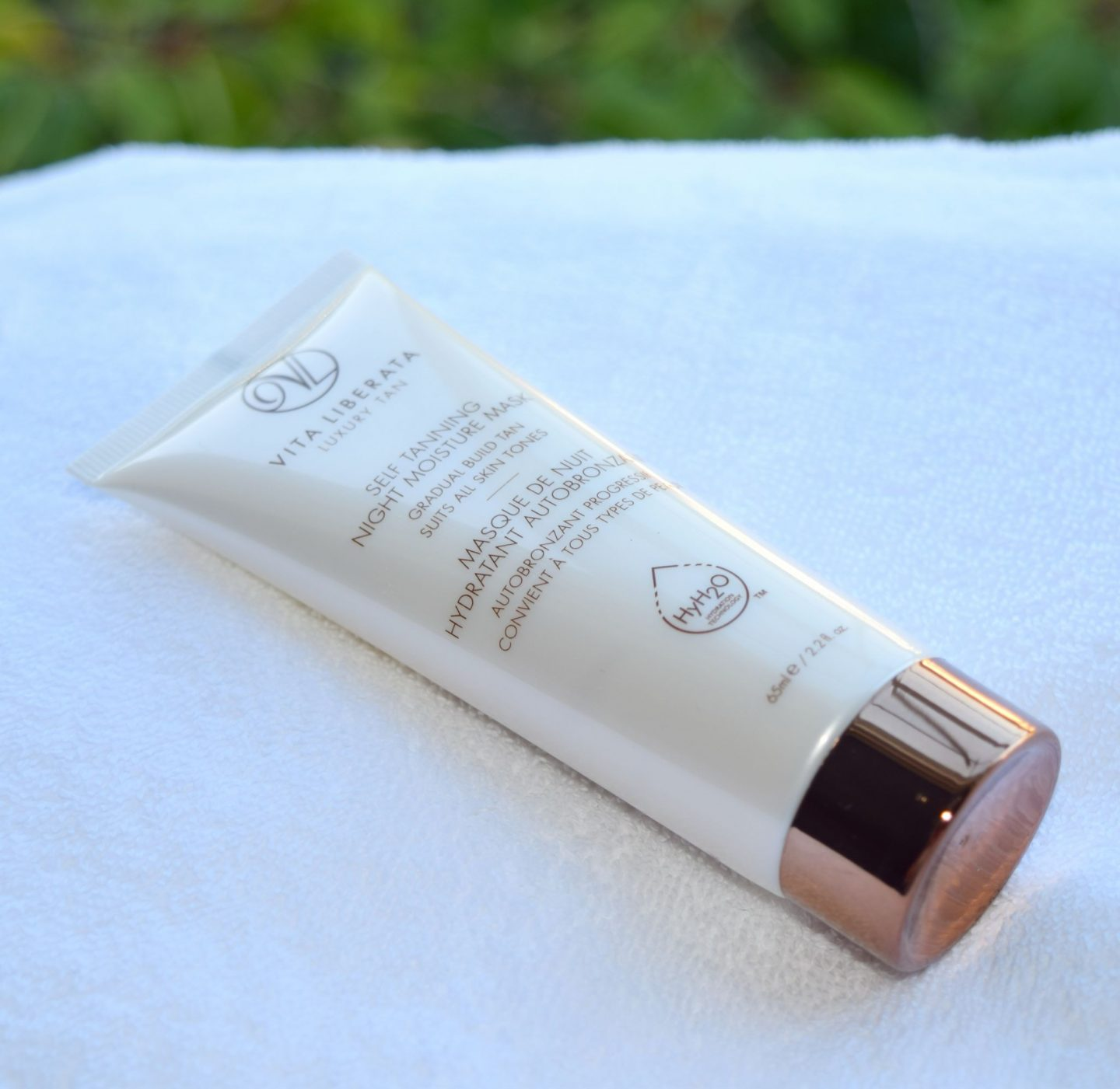 Vita Liberata Self Tanning Night Moisture Mask 1