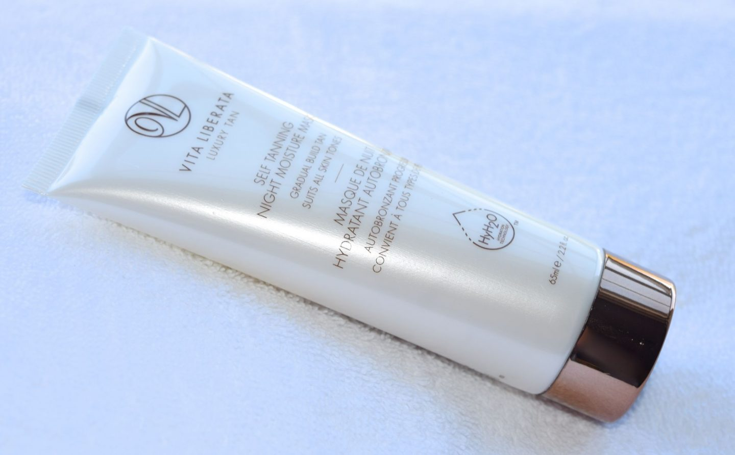 Vita Liberata Self Tanning Night Moisture Mask