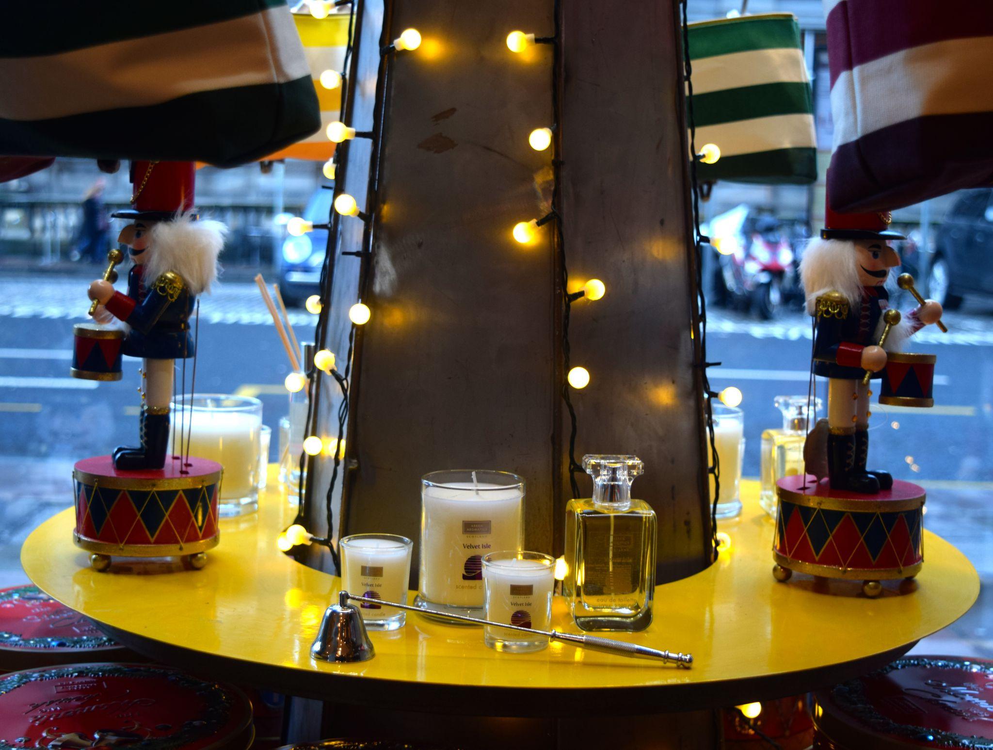Arran Aromatics Edinburgh Store 1