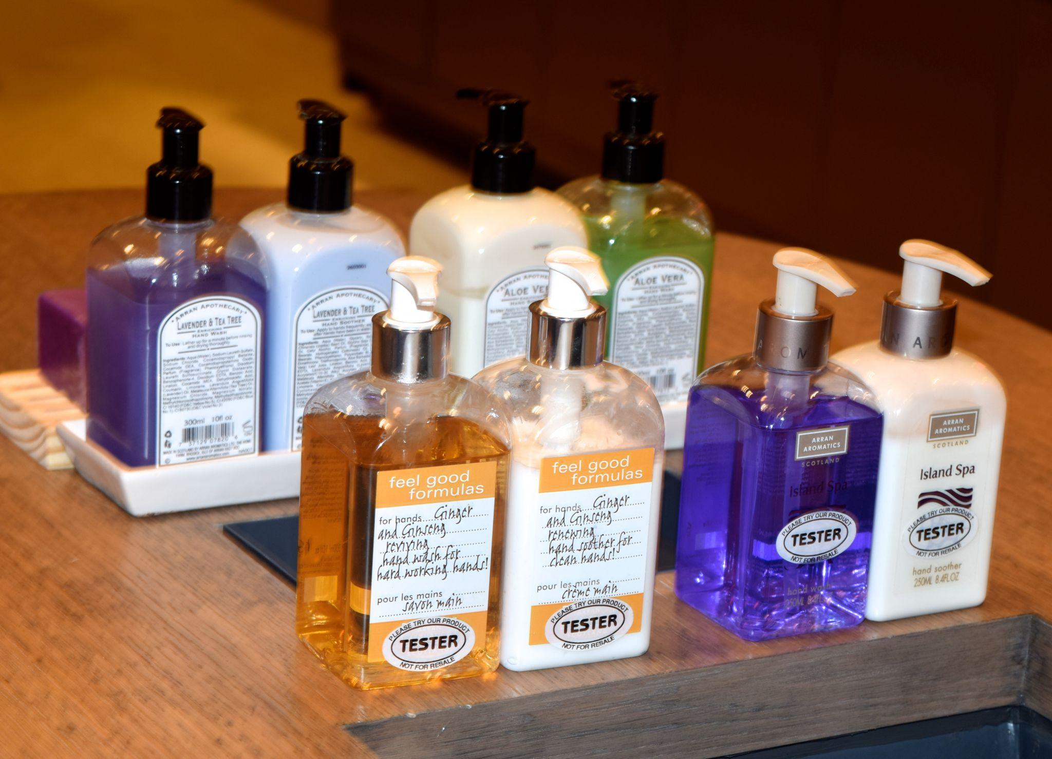 Arran Aromatics Edinburgh Store 11