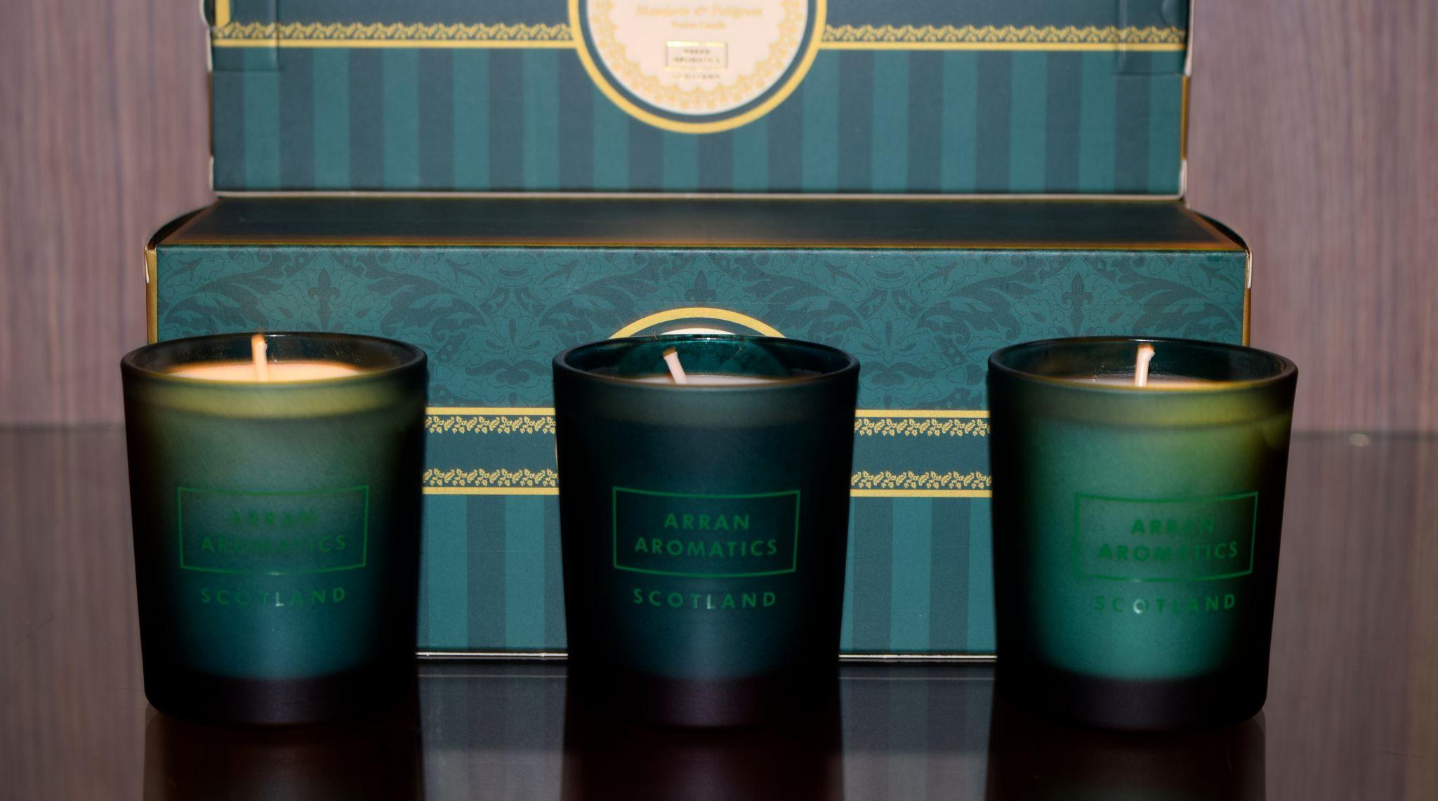 Arran Aromatics Edinburgh store 12