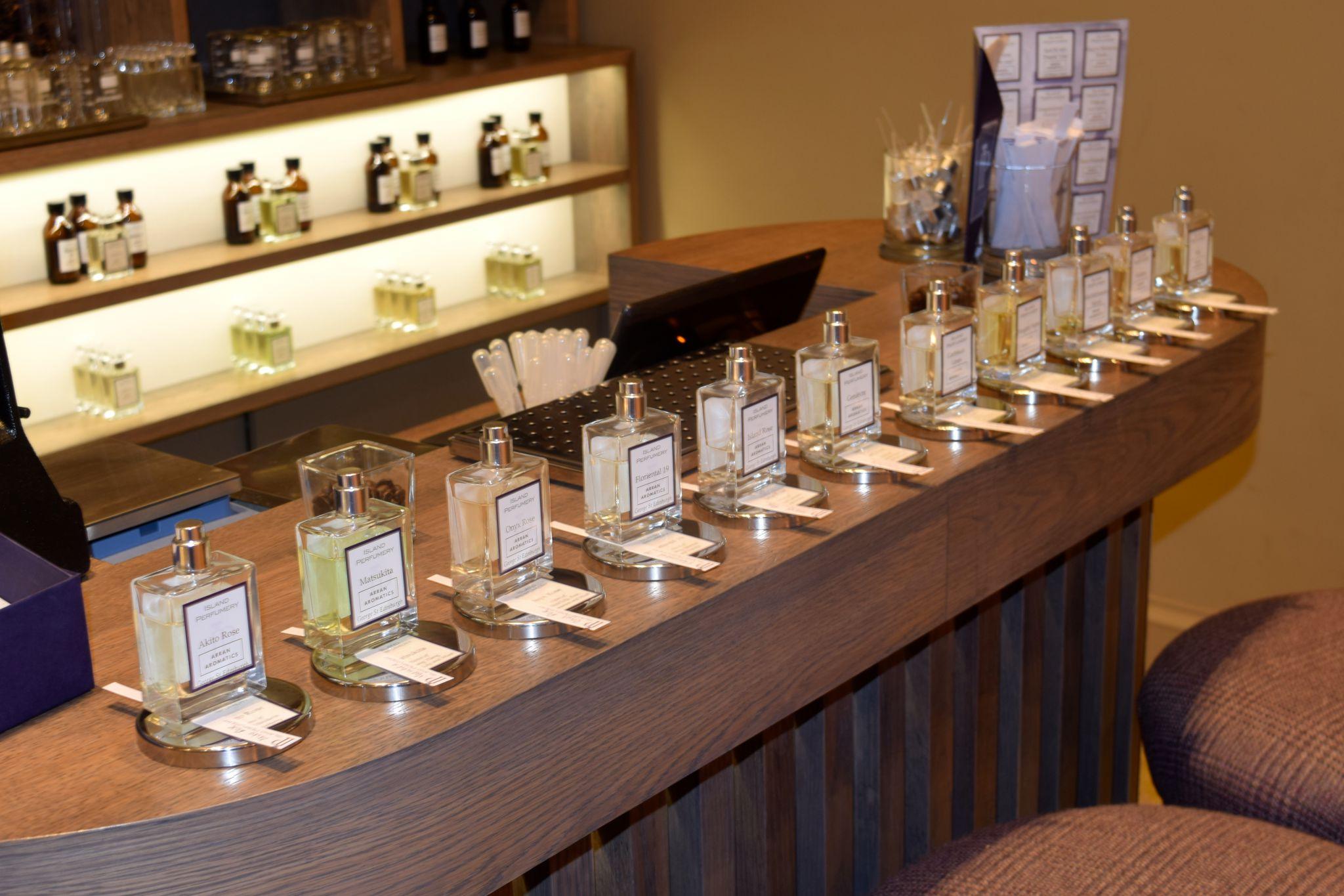 Arran Aromatics Edinburgh Store 2
