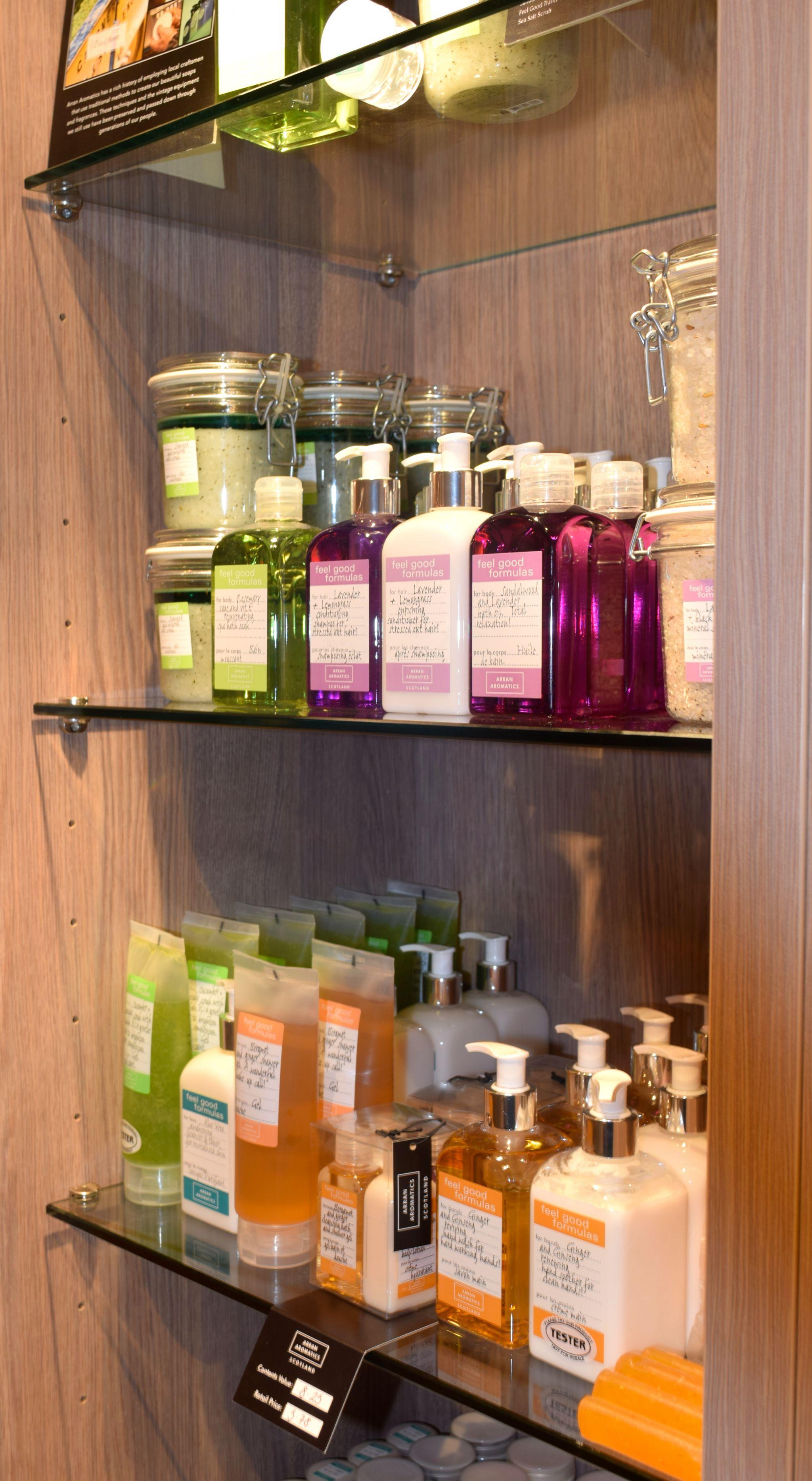 Arran Aromatics Edinburgh Store 5