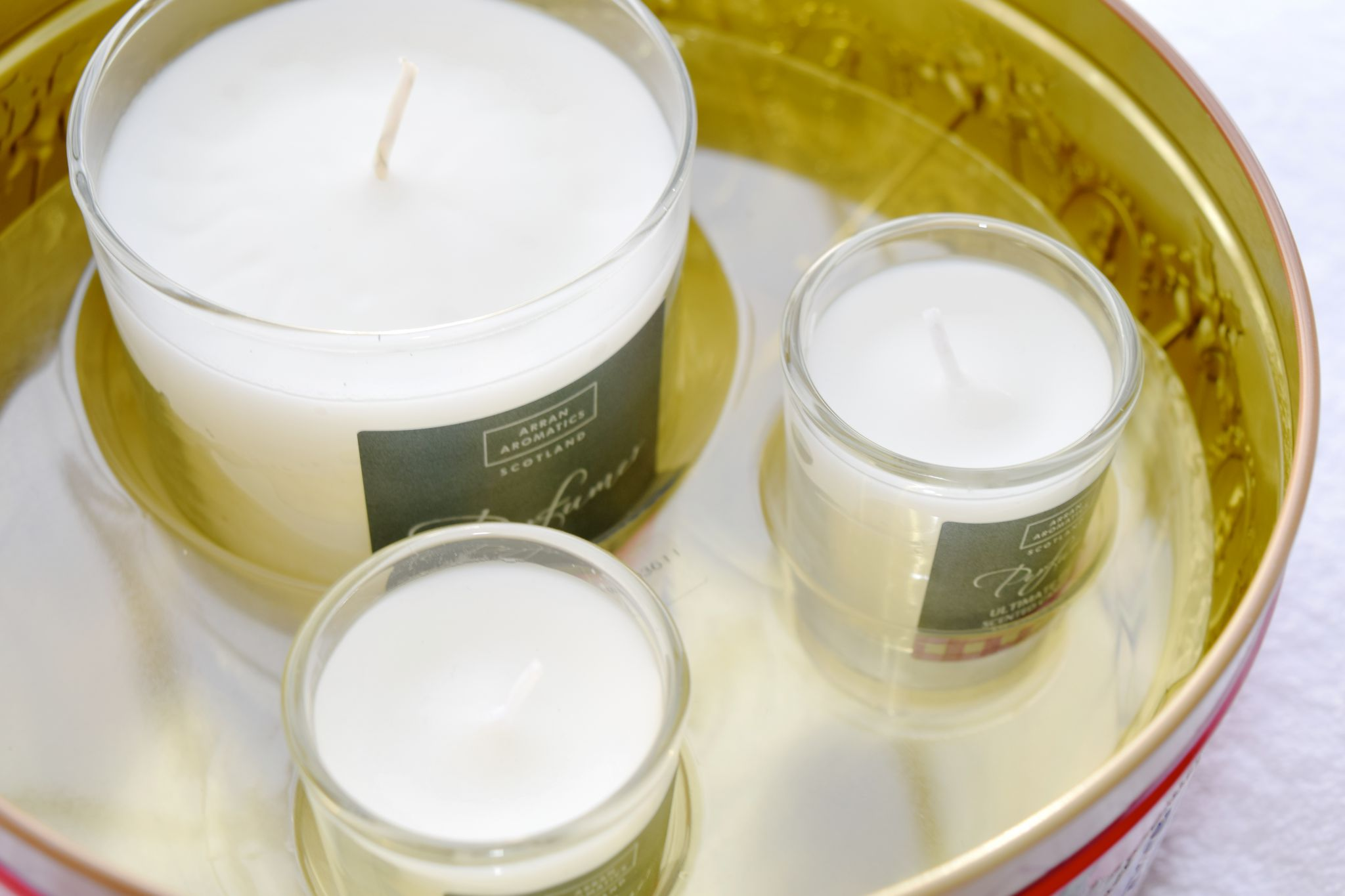 Arran Aromatics Light Up the Season 4