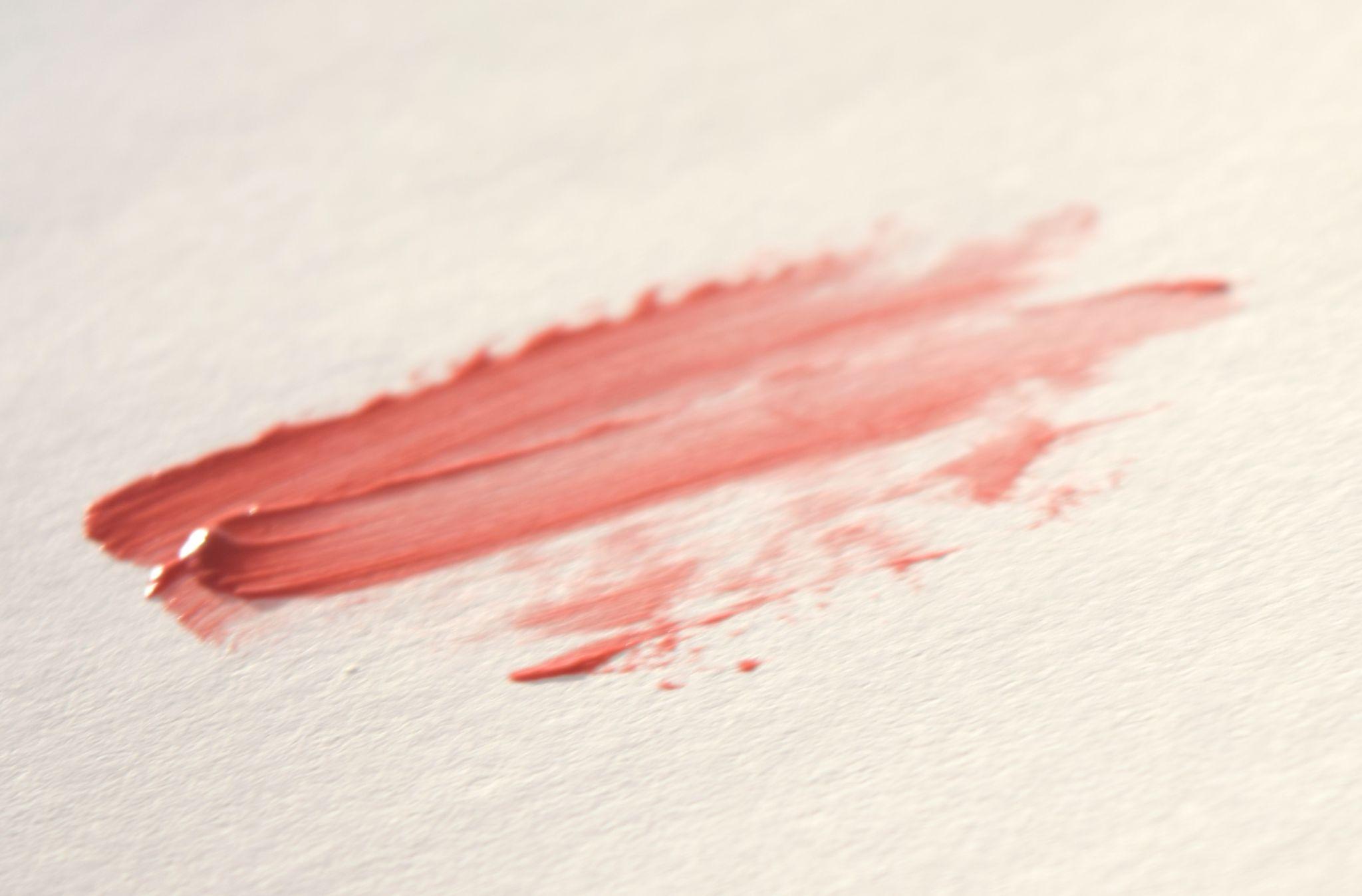 Lipstick Queen Seven Deadly Sins Indolence swatch