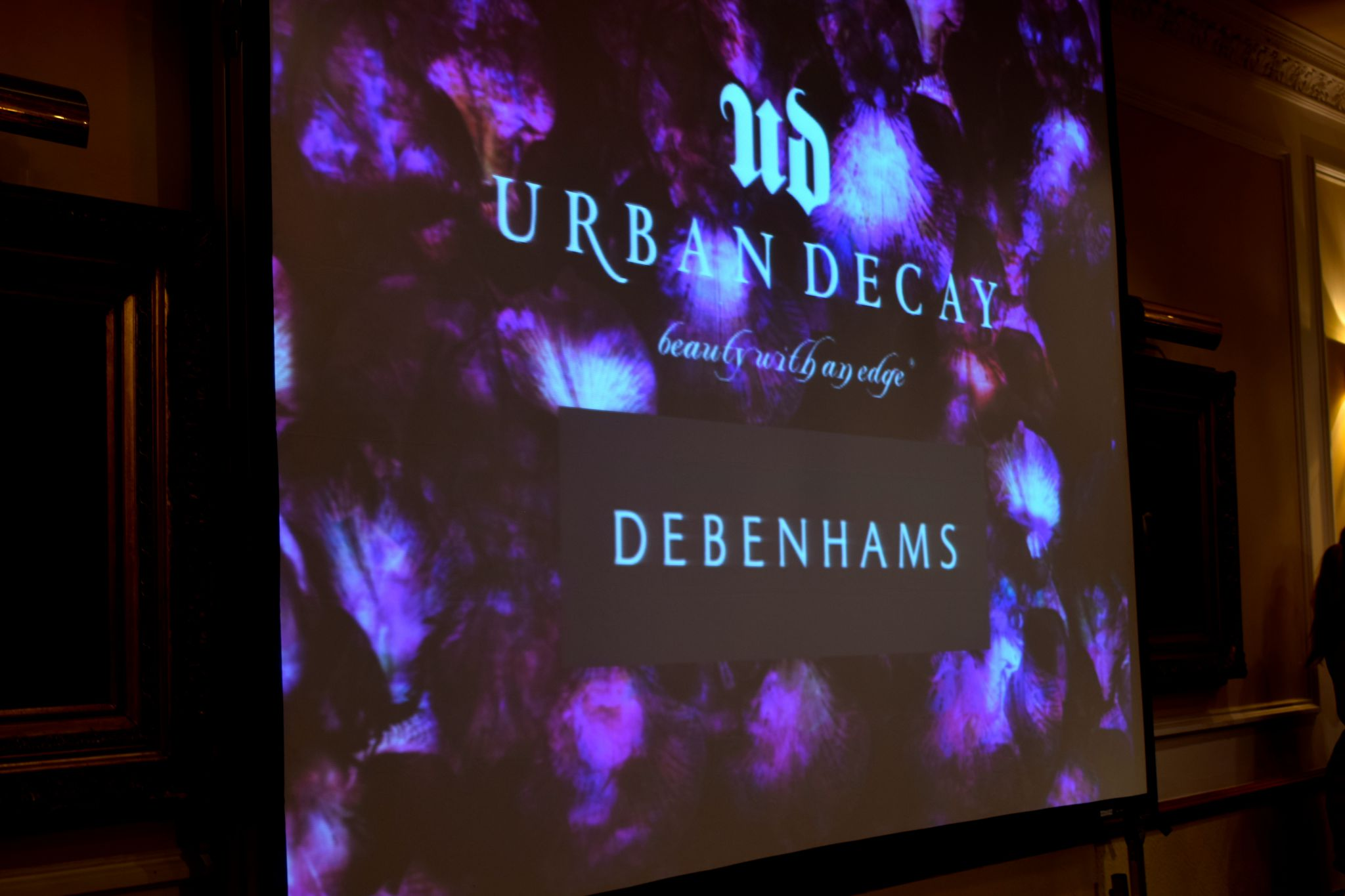 Urban Decay, Debenhams & The Roxburghe Hotel 5