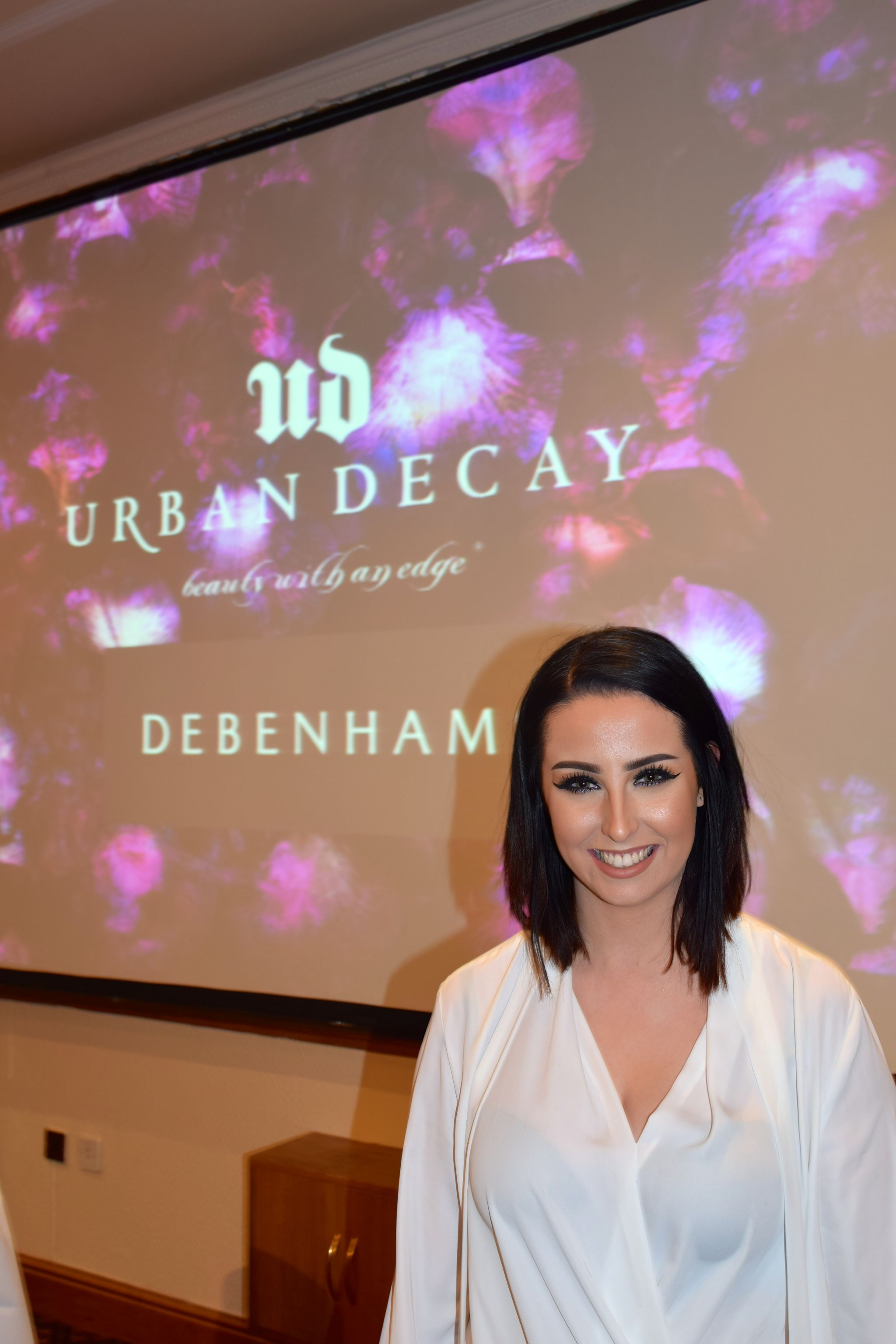 Urban Decay, Debenhams & The Roxburghe Hotel 8