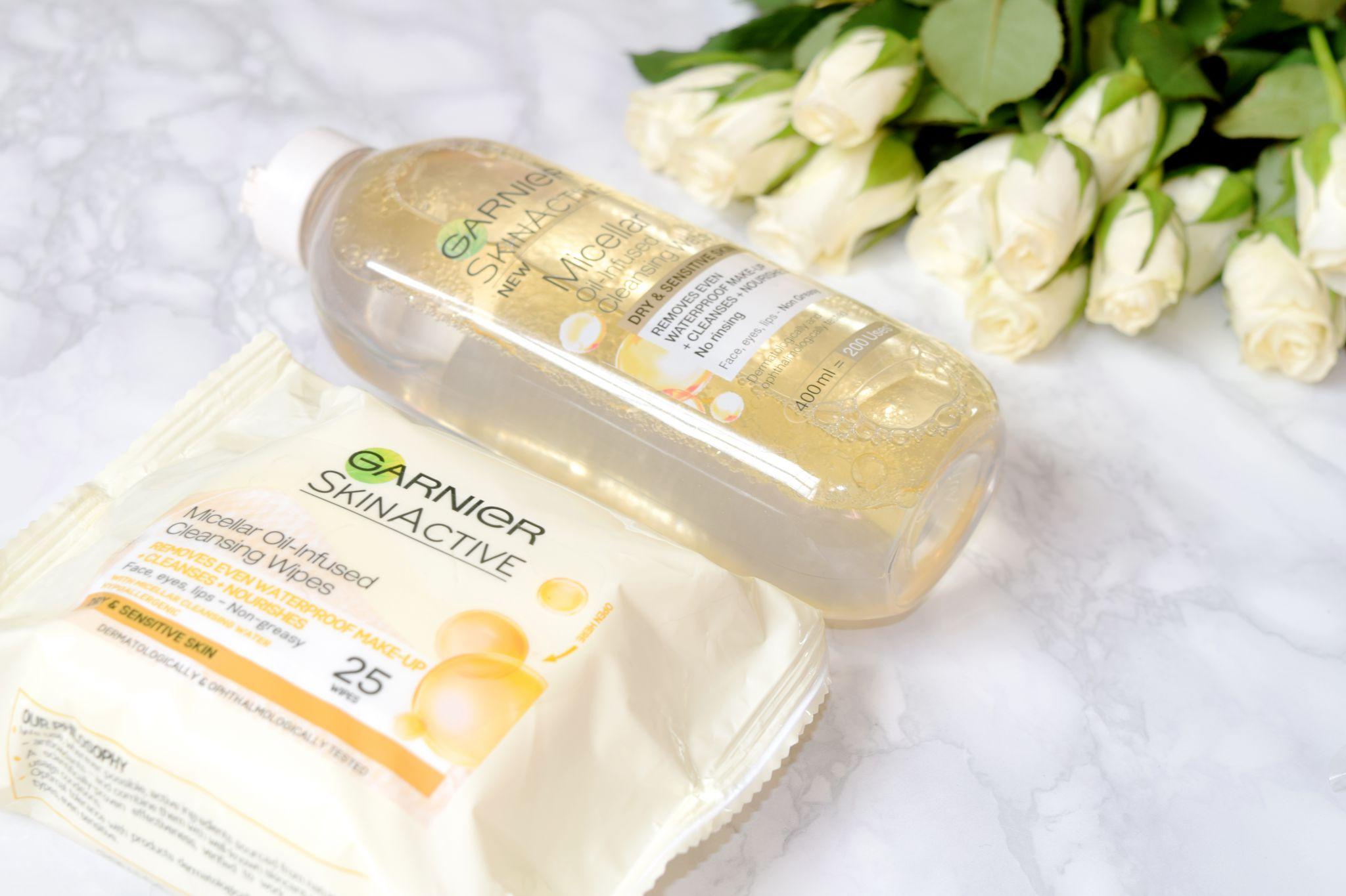 Garnier Miceller Skincare