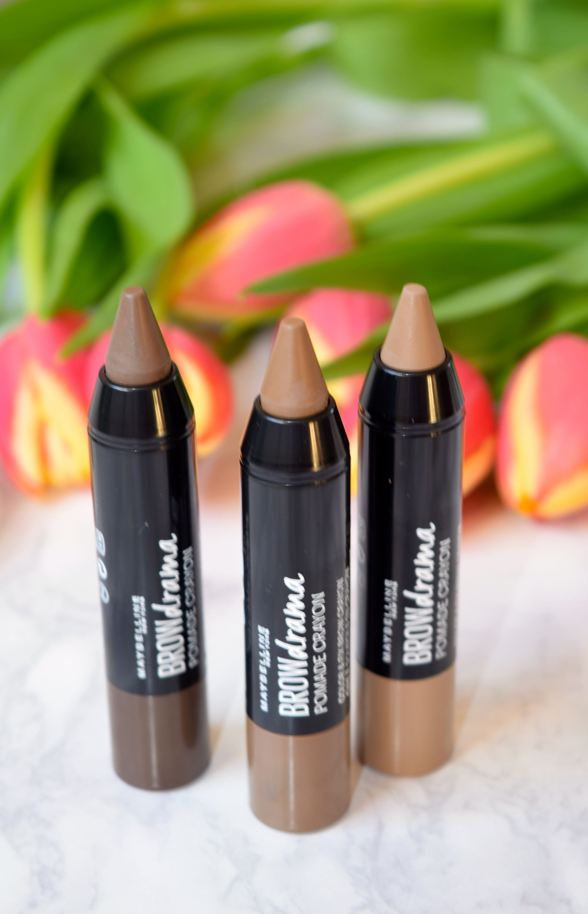 Maybelline Brow Drama Pomade Crayon 1