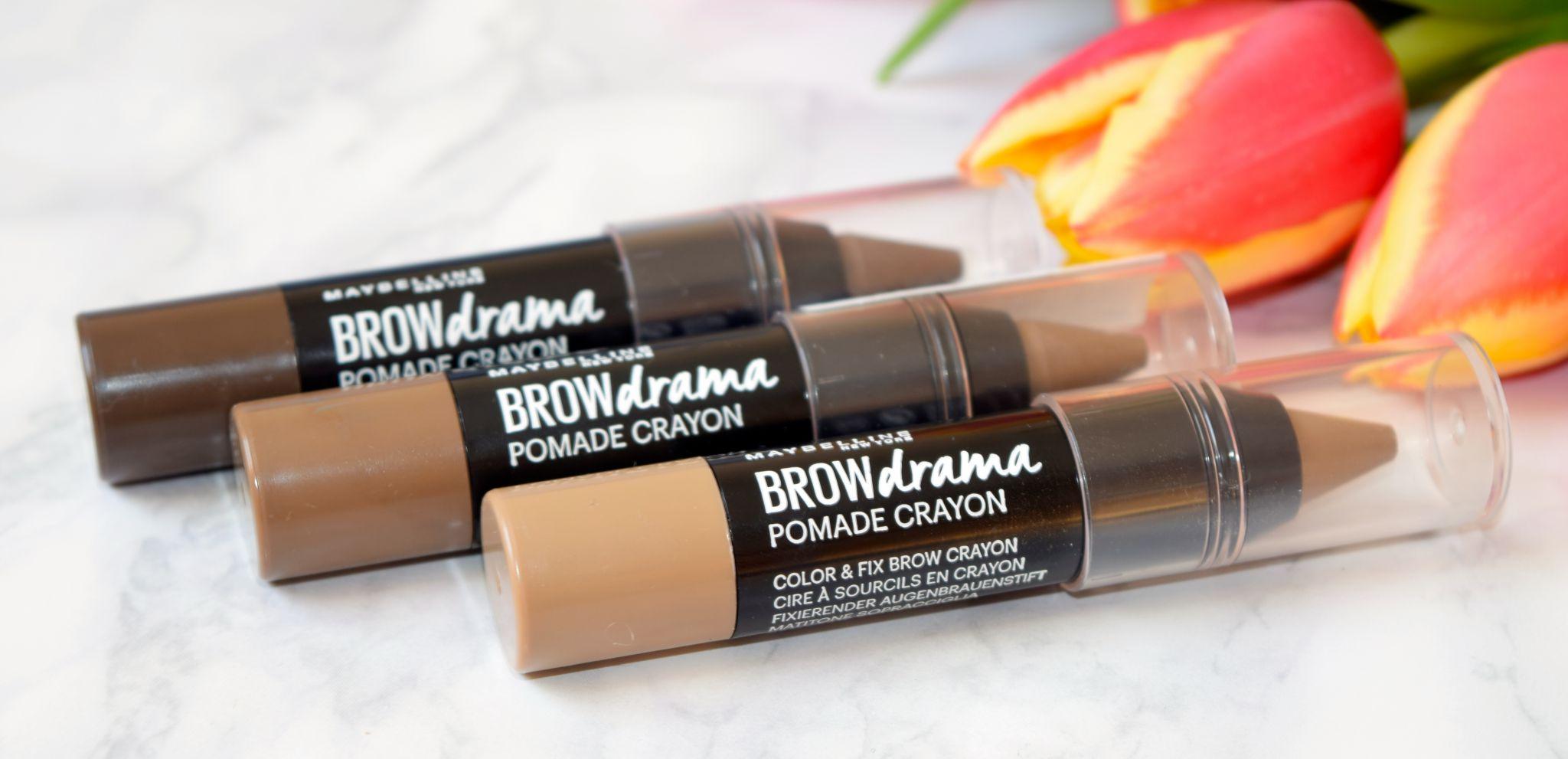 Maybelline Brow Drama Pomade Crayon