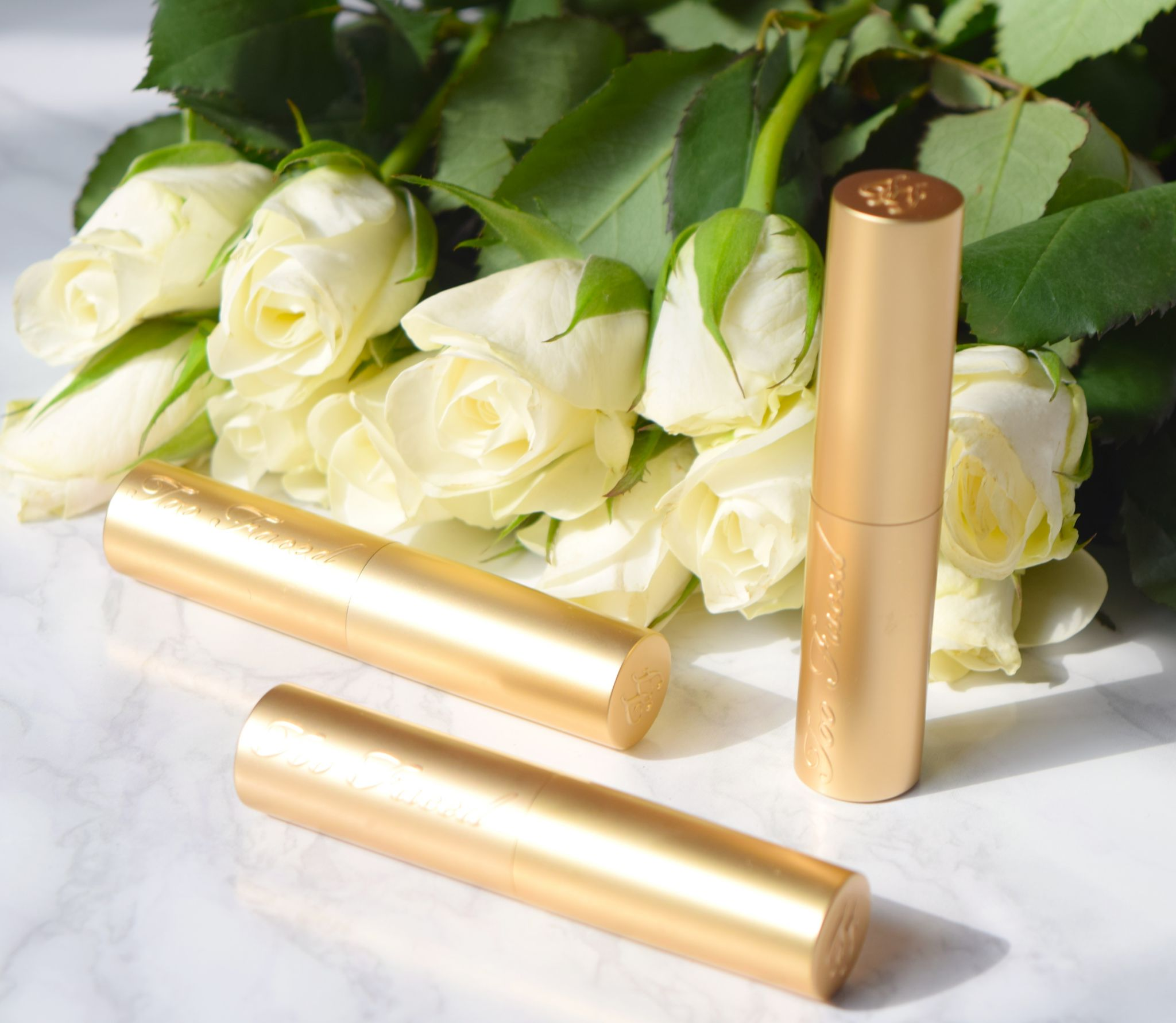 Too Faced La Creme Lipstick 1