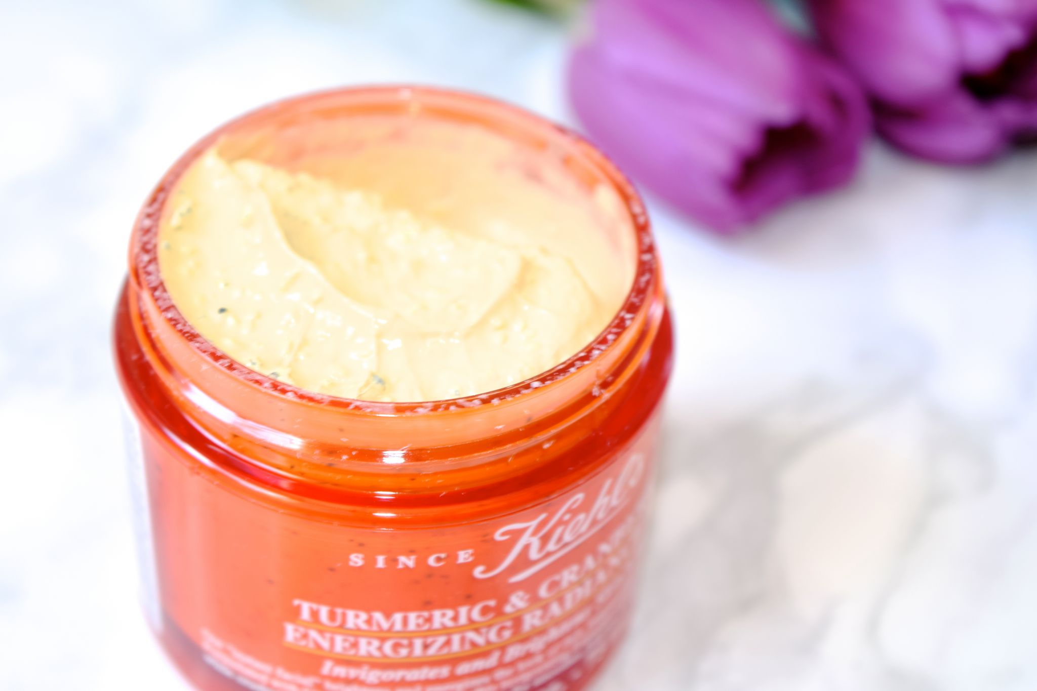 Kiehl's Turmeric and Cranberry Seed Energizing Mask 1