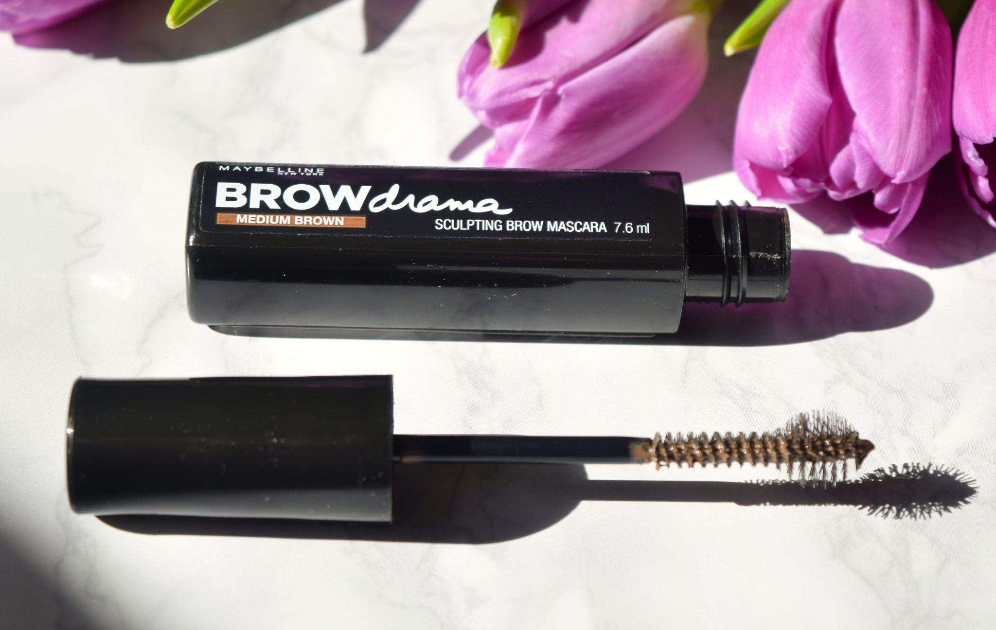 Maybelline Brow Drama Brow Mascara 1