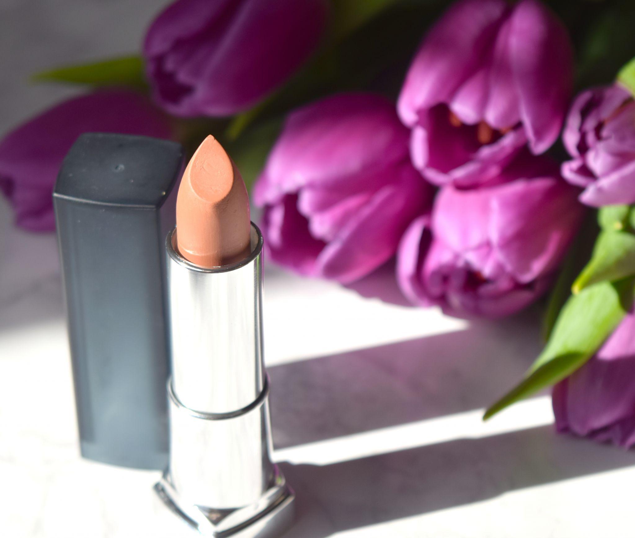 Maybelline Color Sensational Lipstick 1